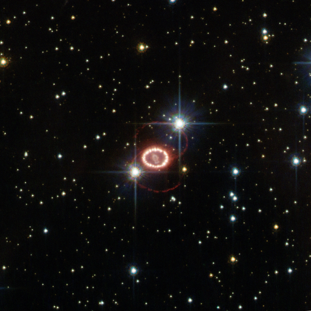 Star Explosion Is Lopsided, Finds NASA's NuSTAR | NASA