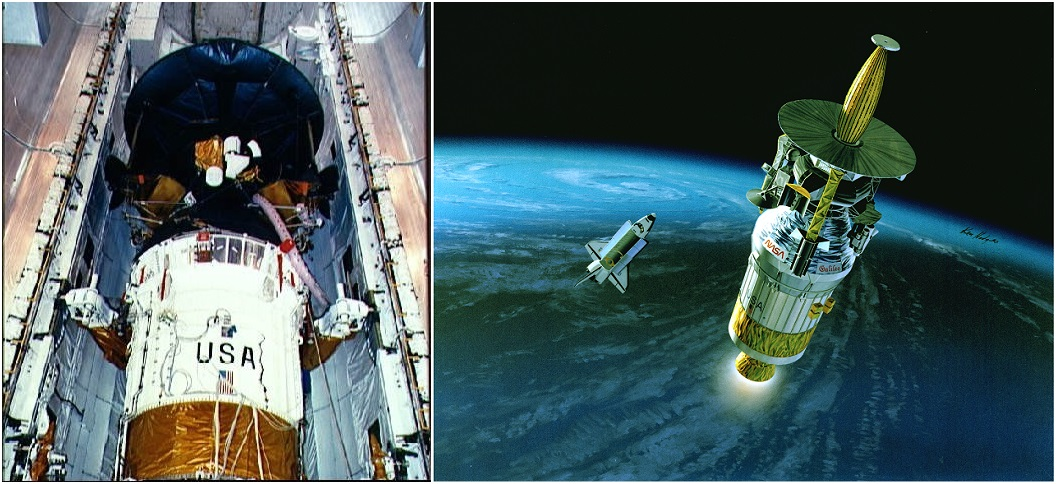 October 1989 - Galileo Launched | NASA