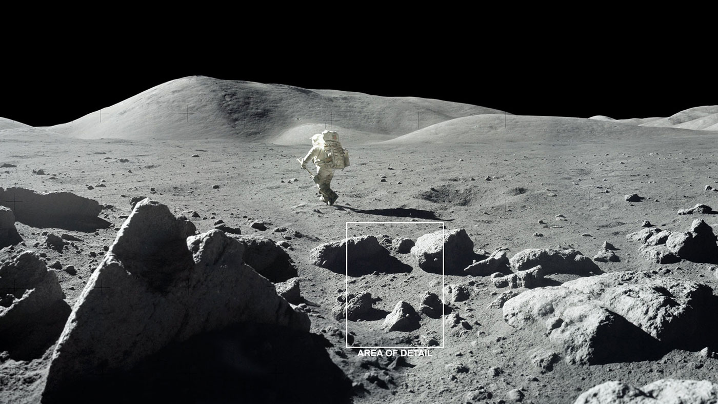 NASA Study Shows Importance of Surface Shadows in Moon Water Puzzle - NASA