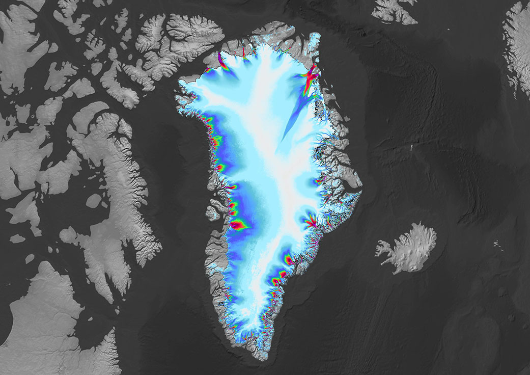 Greenland's Retreating Glaciers Could Impact Local Ecology - NASA