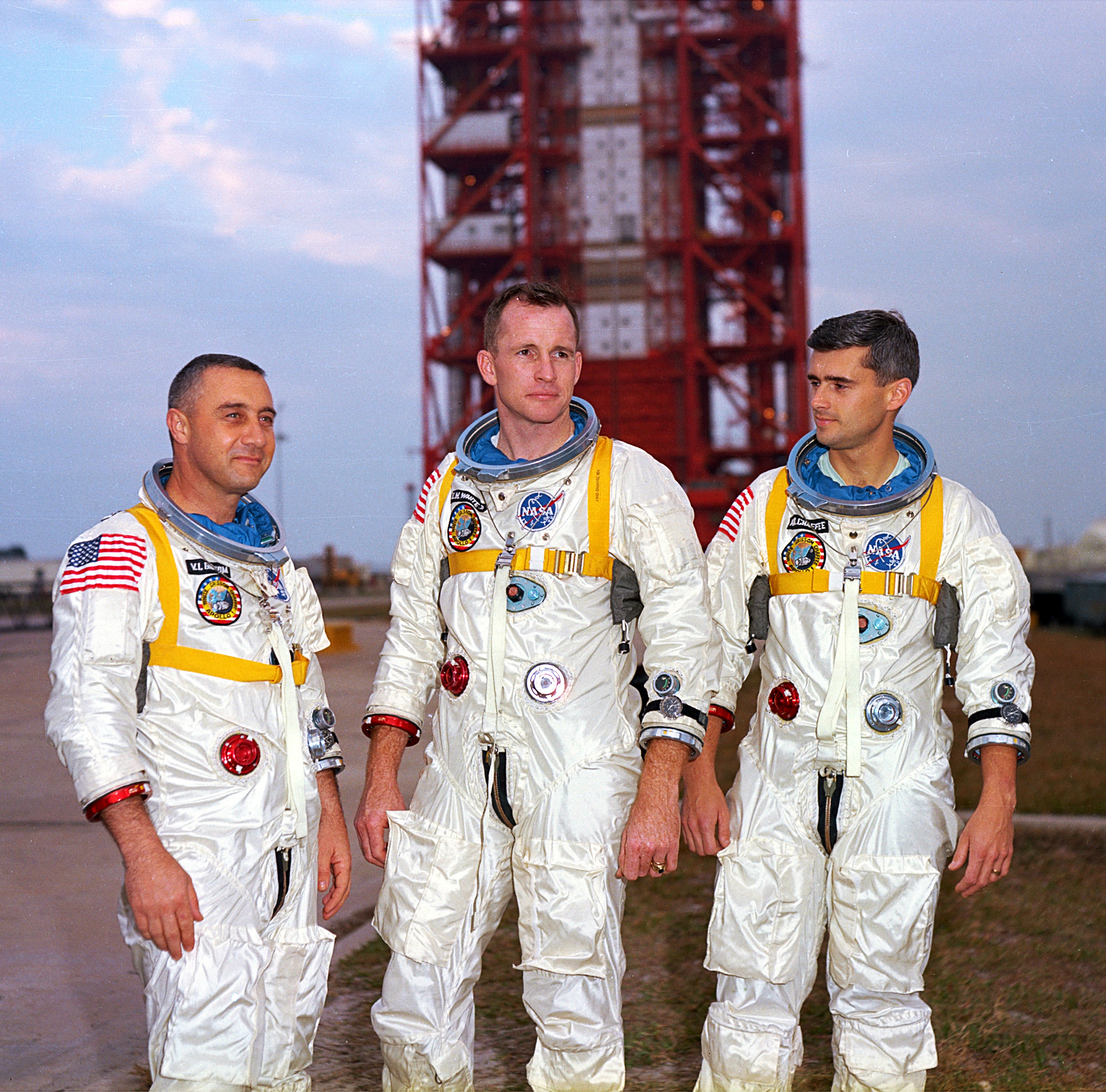 apollo 2 crew - photo #15
