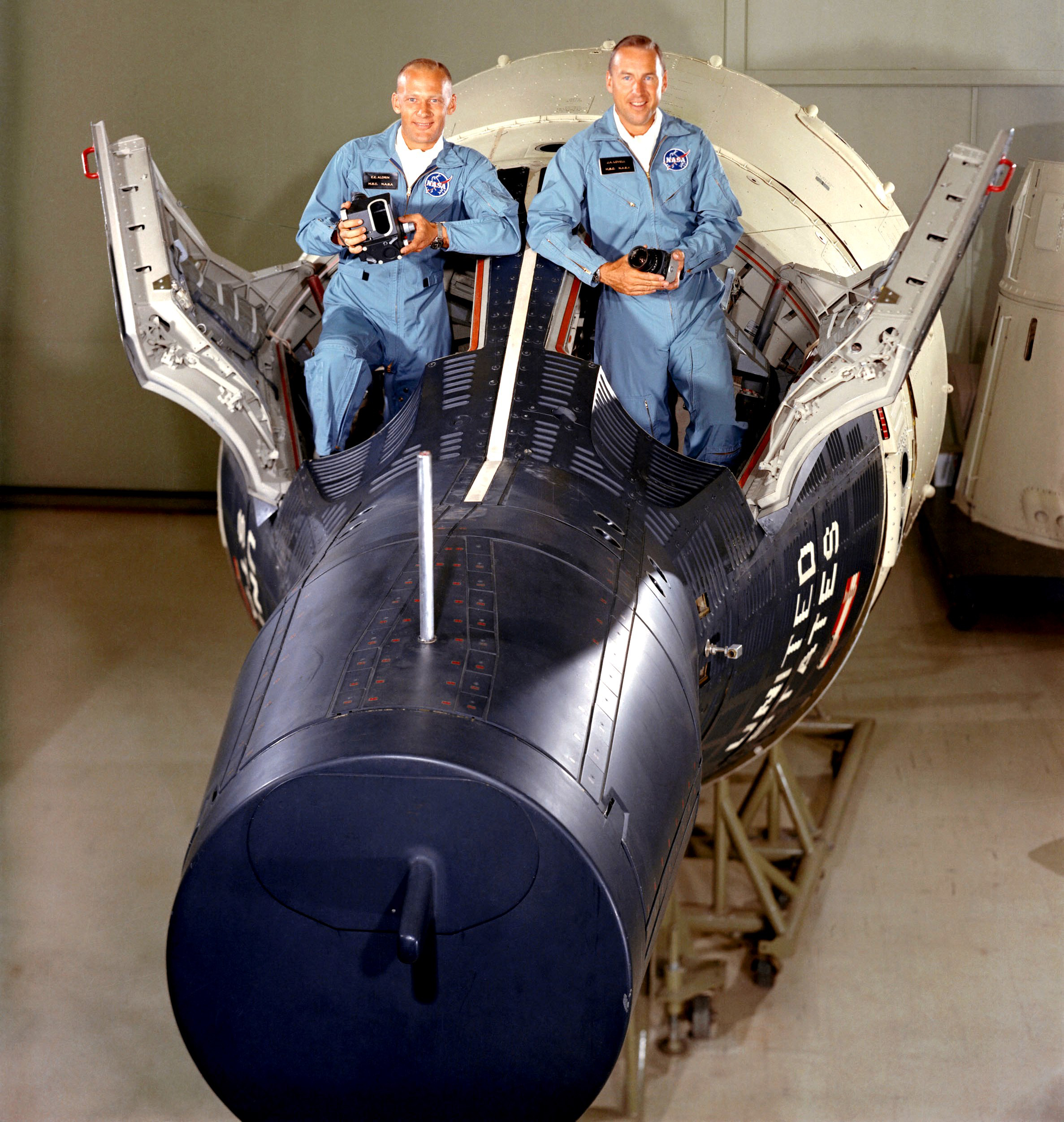 spacecraft gemini - photo #27
