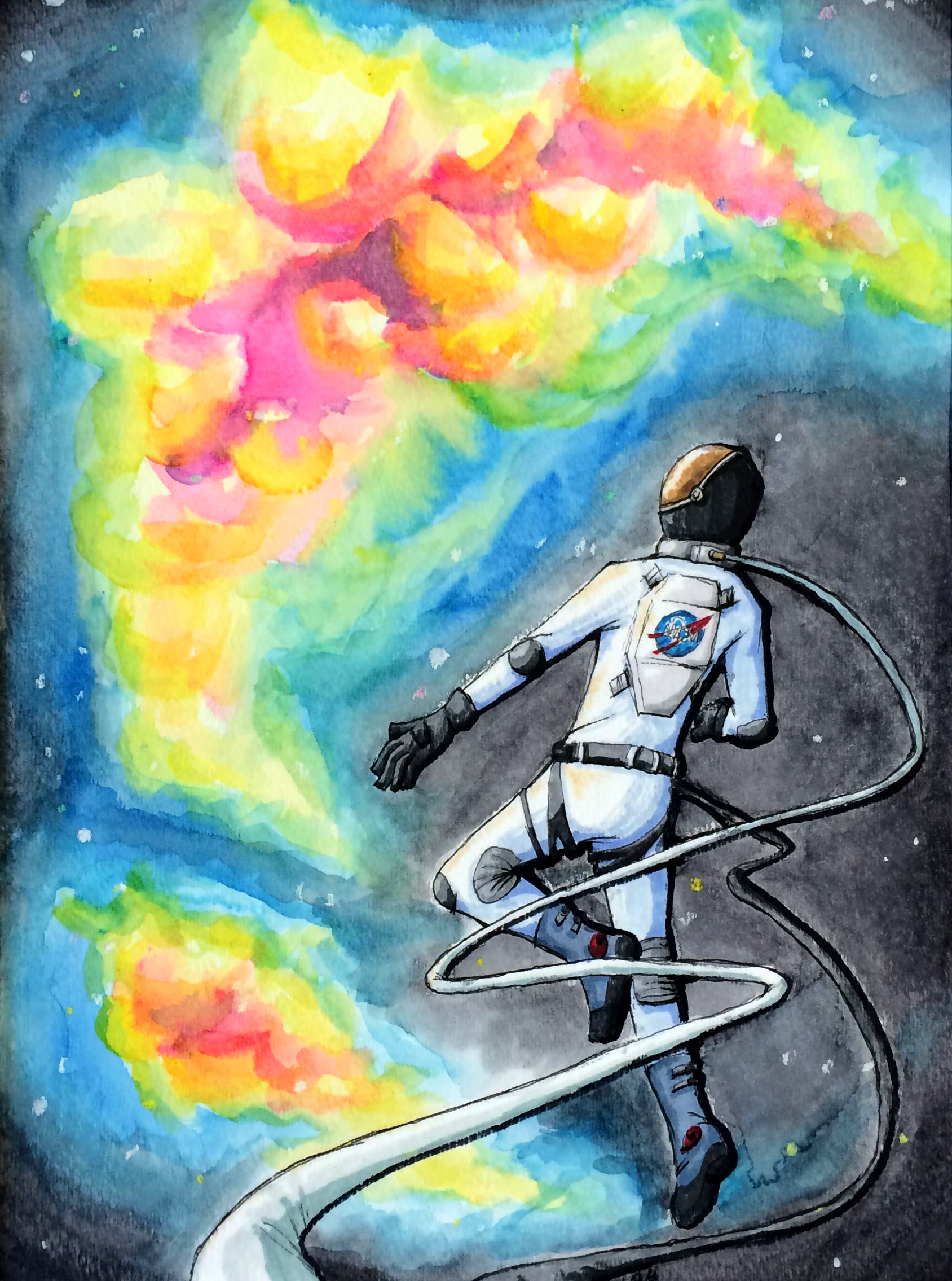 2015 NASA Langley Student Art Contest | NASA