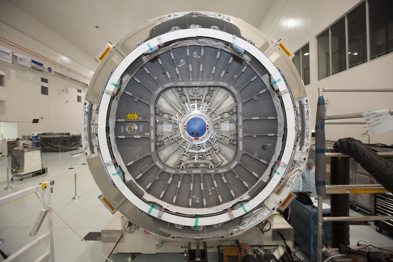 Hatch Sealed On Cygnus Nasa