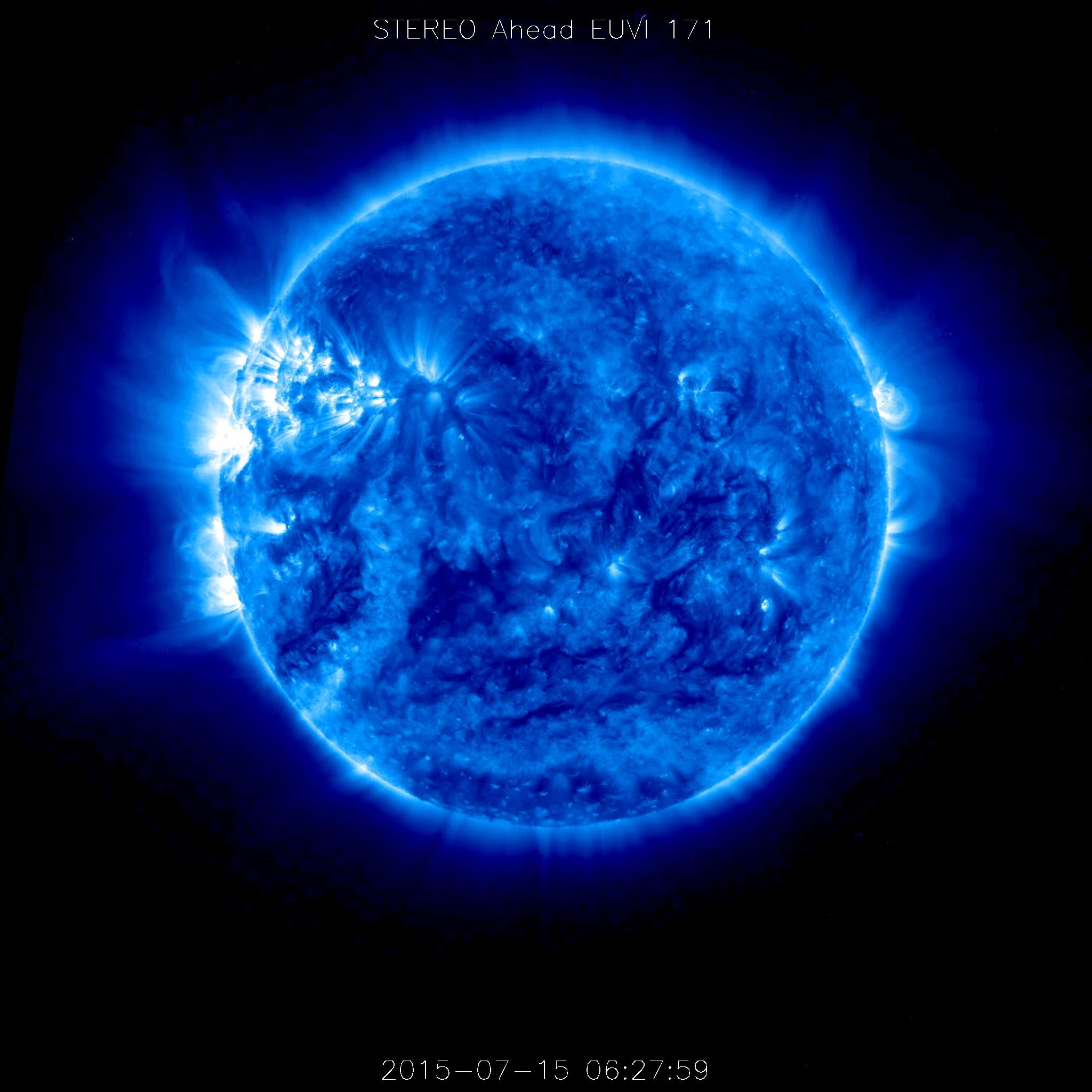 diameter of the sun nasa - photo #24