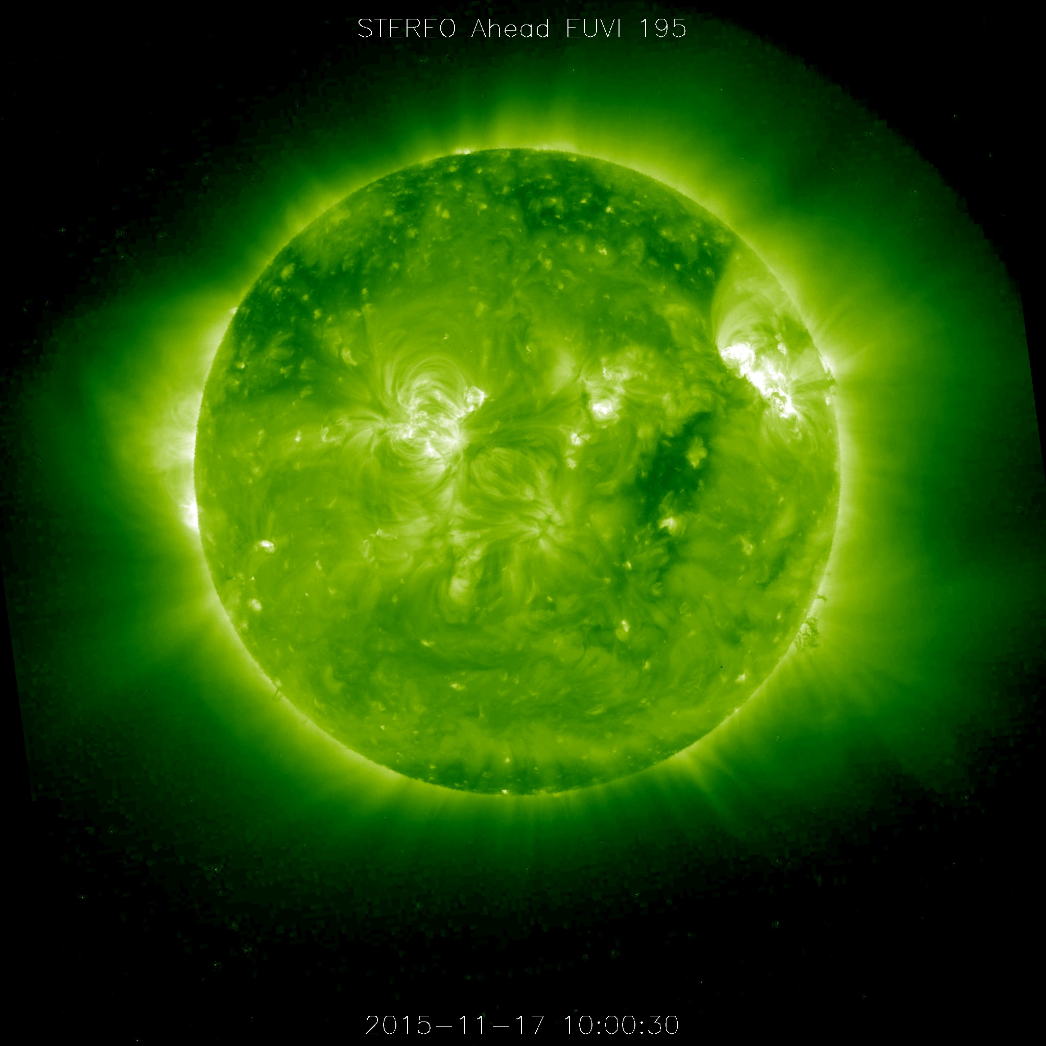 STEREO's First View of the Sun | NASA