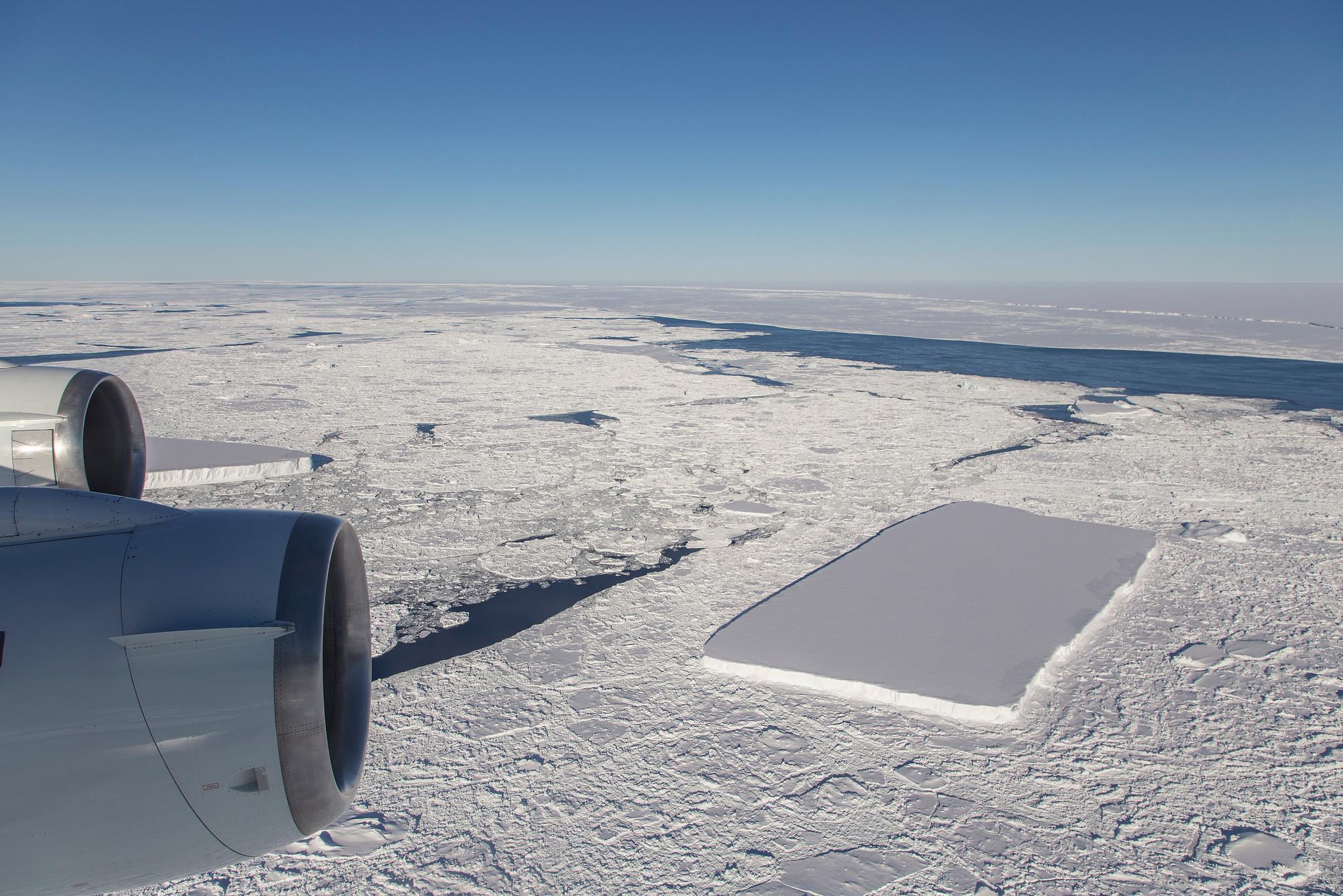 Image result for the rectangular iceberg