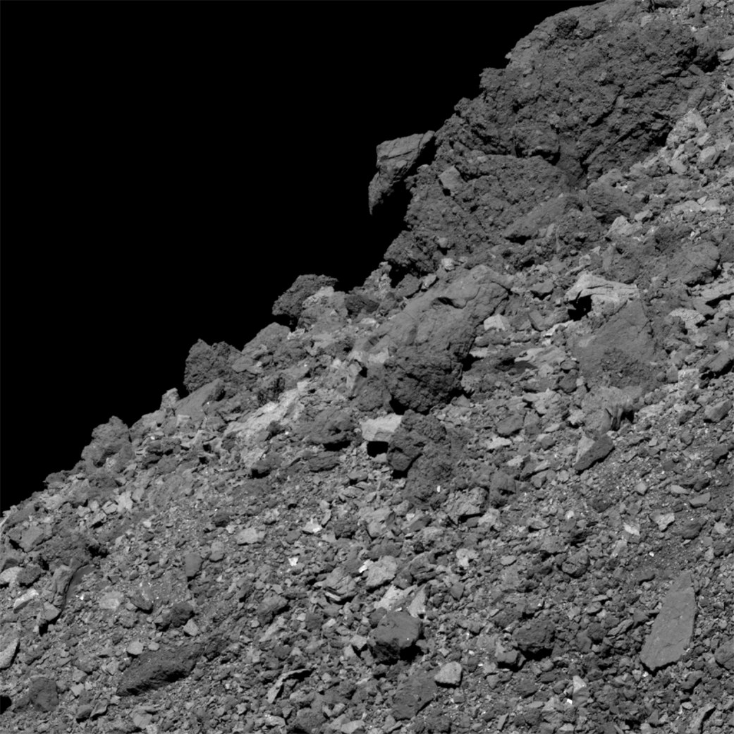 Asteroid Bennu Features To Be Named After Mythical Birds - SpaceRef