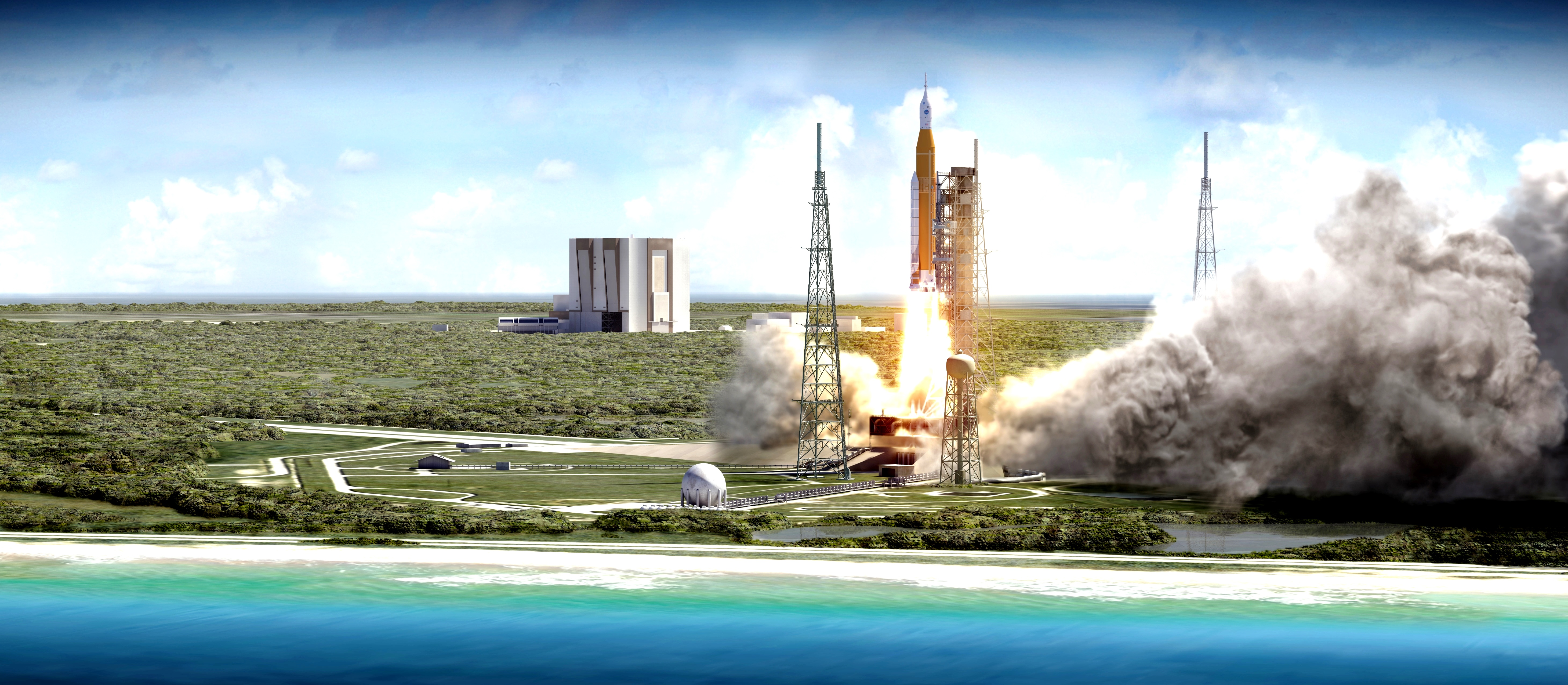 New Tracking Stations to Provide Latest Technology for SLS ...