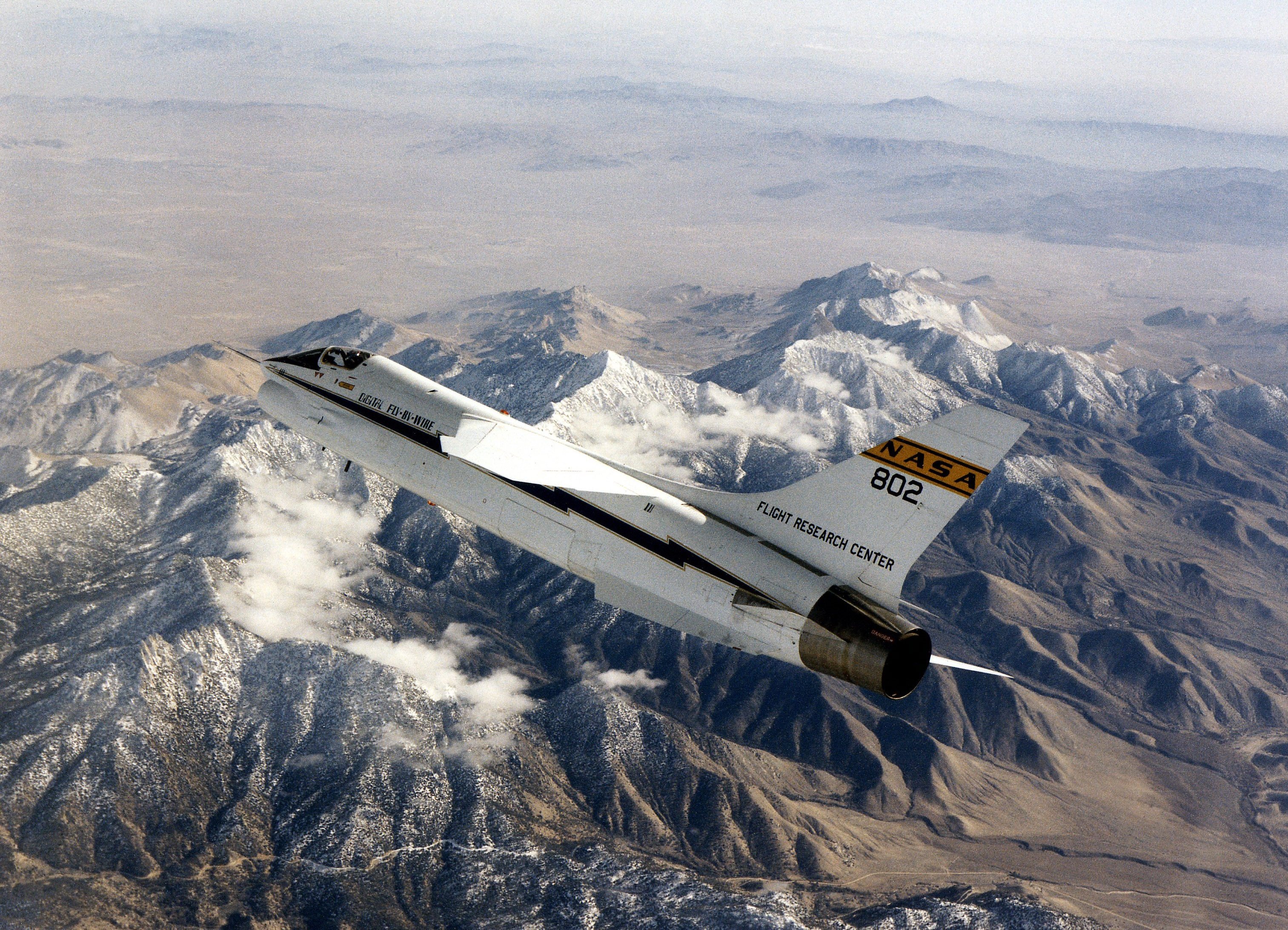 Digital Fly-By-Wire | NASA
