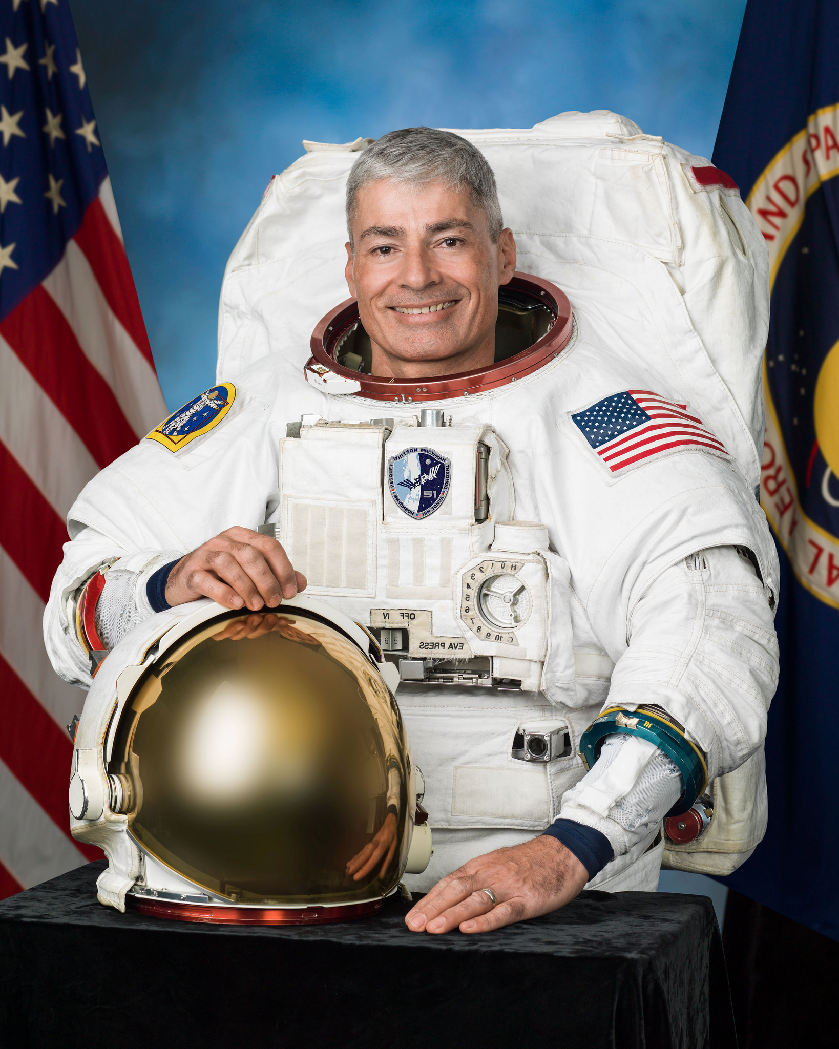 astronaut who was in space for a year - photo #43