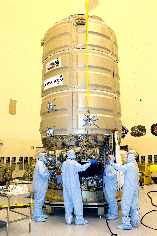 Lancement Atlas V / Cygnus OA-6 - 23 mars 2016 au KSC 25351697211_75dc7300e7_o-1