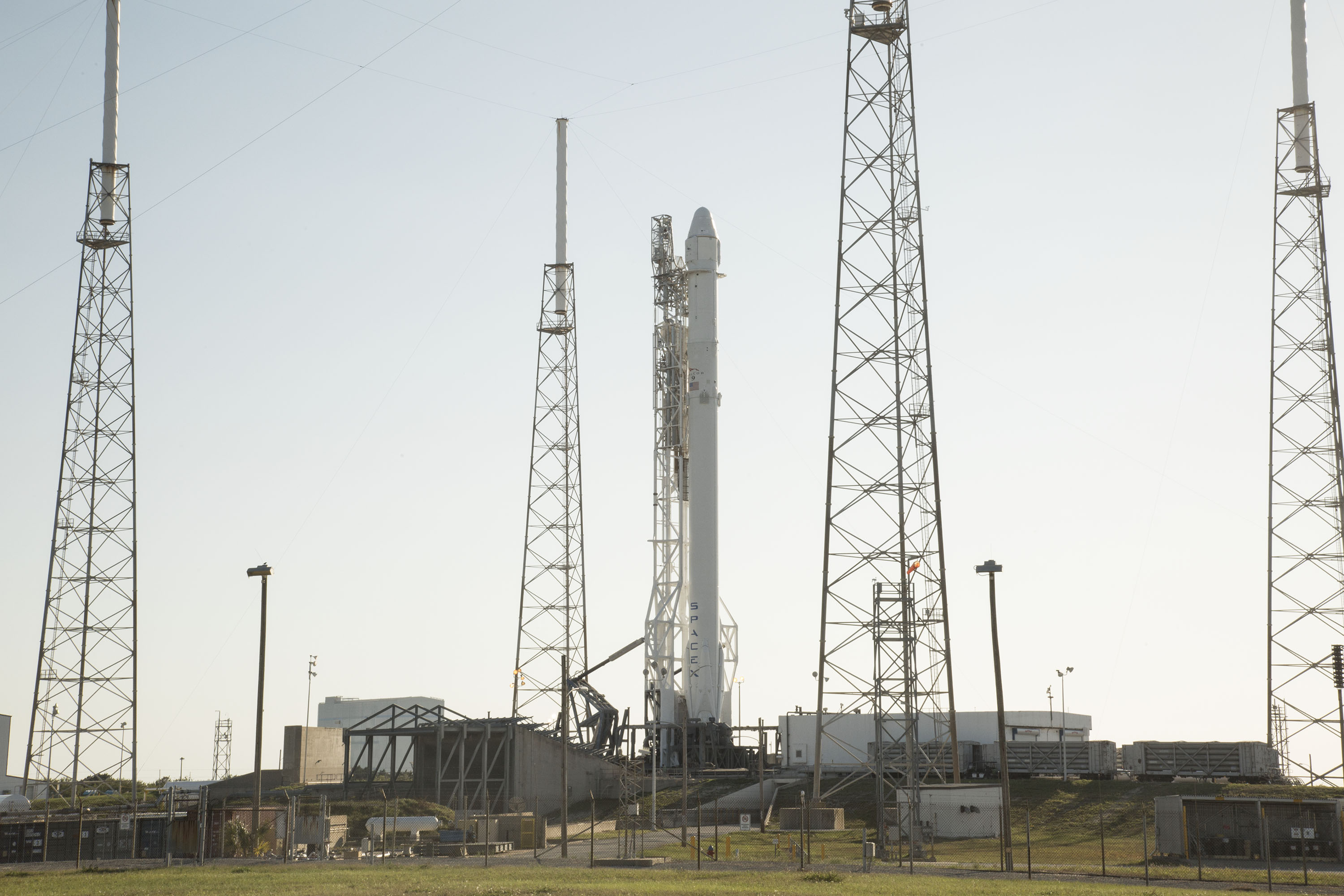 Seed Launching Pad >> Dragon And Cygnus To Meet For First Time In Space Nasa