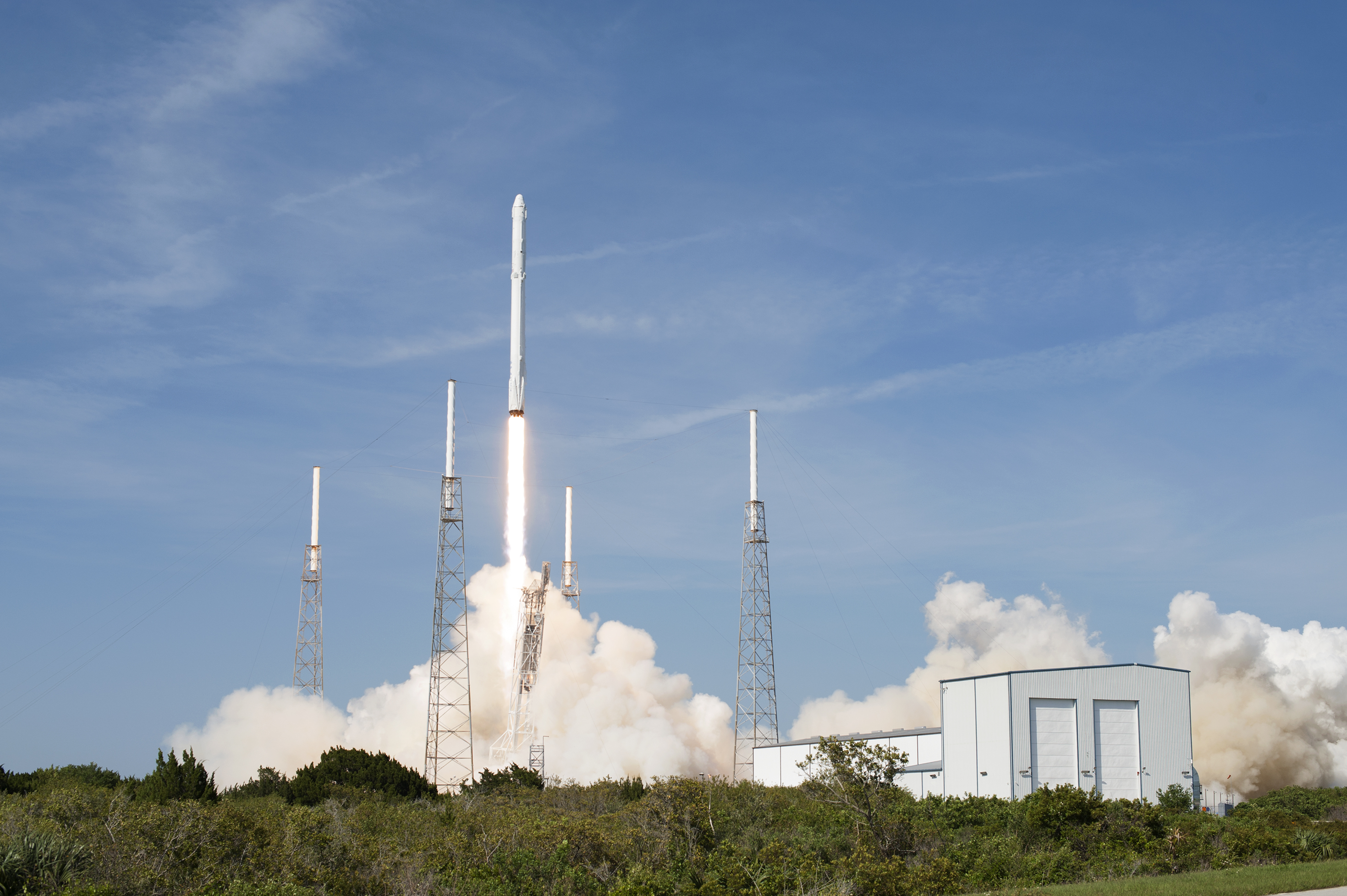 nasa rocket station - photo #10
