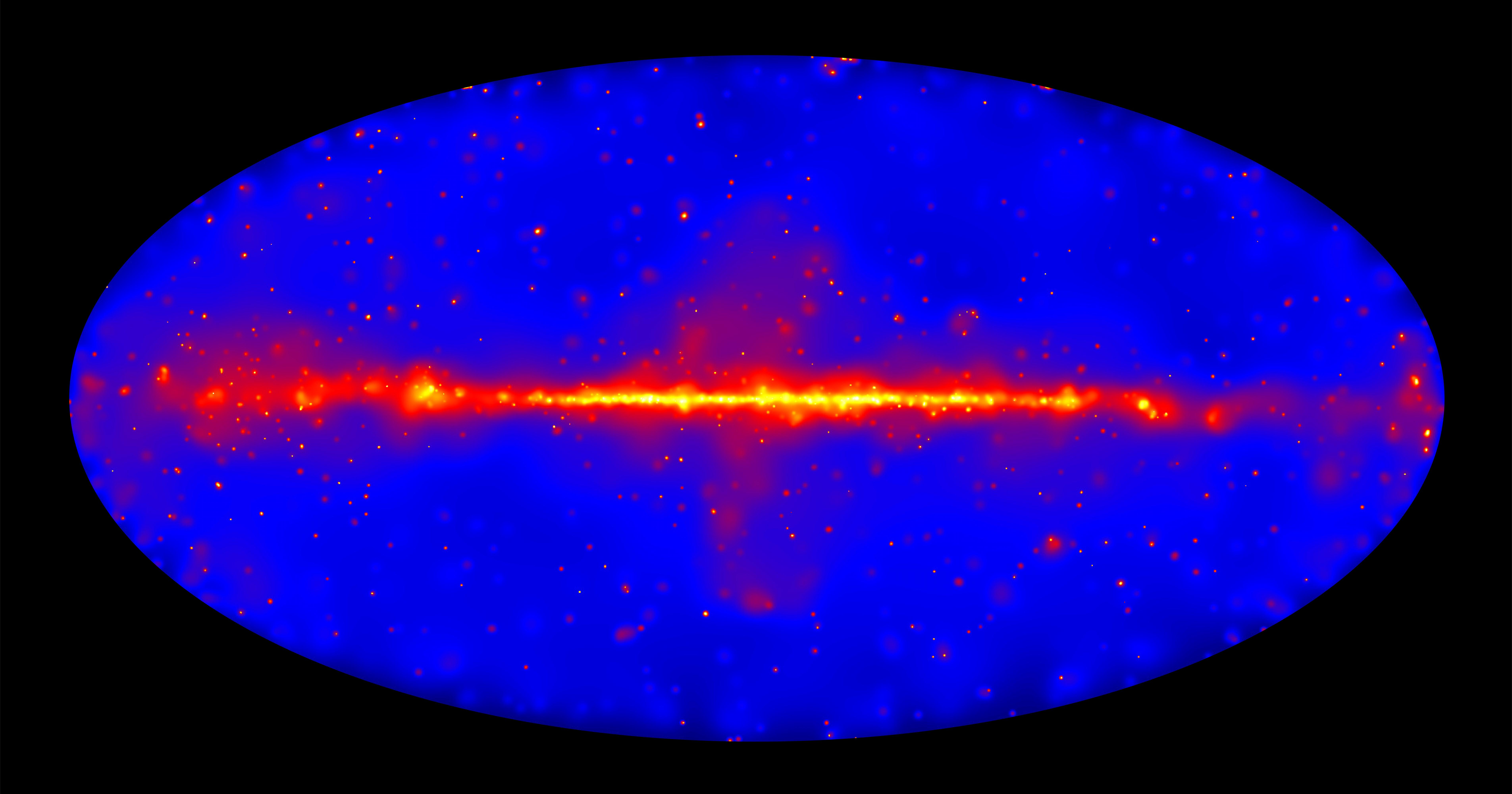 nasas fermi space telescope sharpens its highenergy