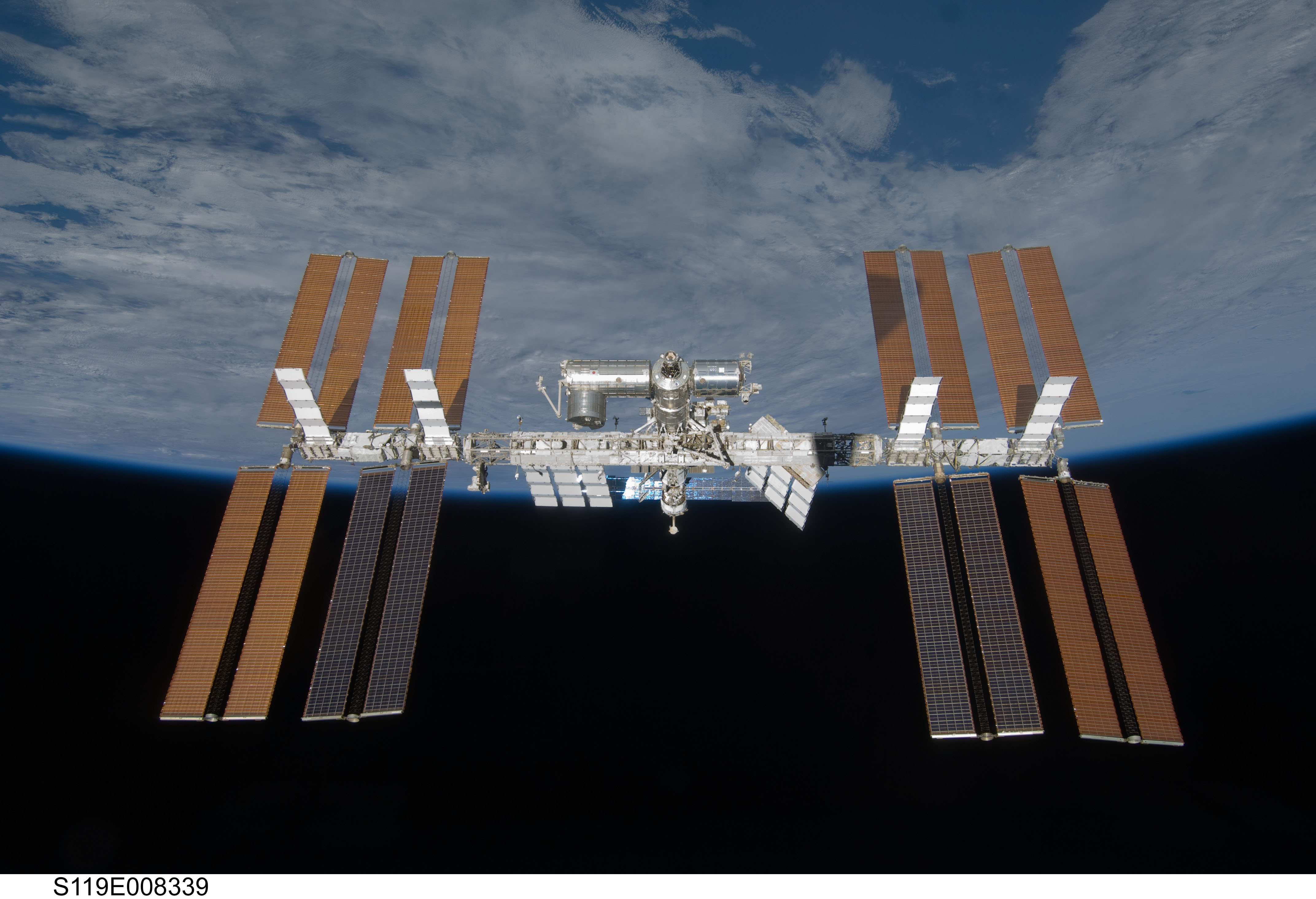 About the Space Station Solar Arrays   NASA
