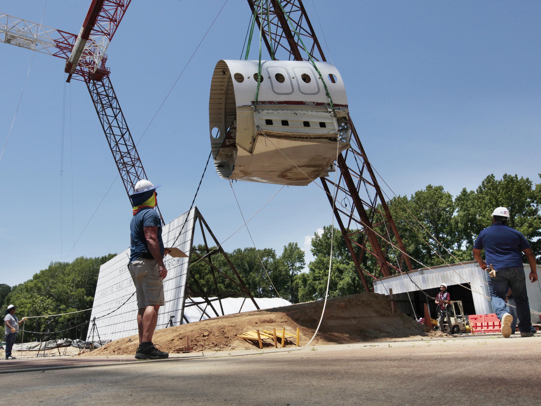 Crash Test Dummies Push The Limits At Nasa Langley Nasa
