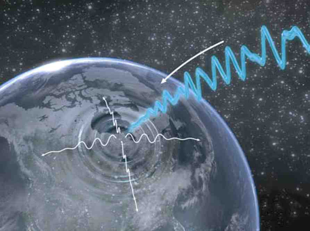 Magnetic Tremors Pinpoint Epicenter Of Space Storms NASA