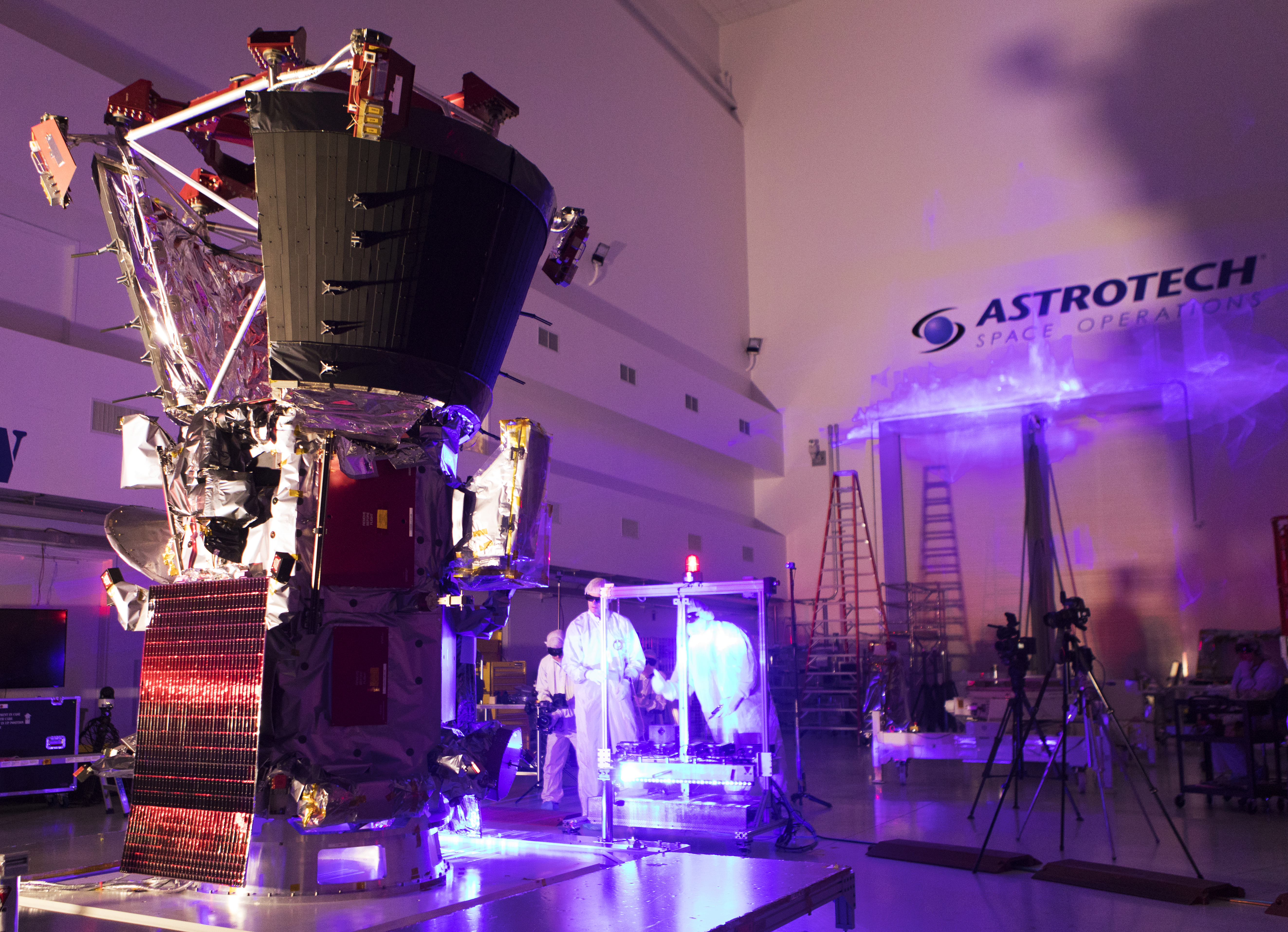 Parker Solar Probe Tested