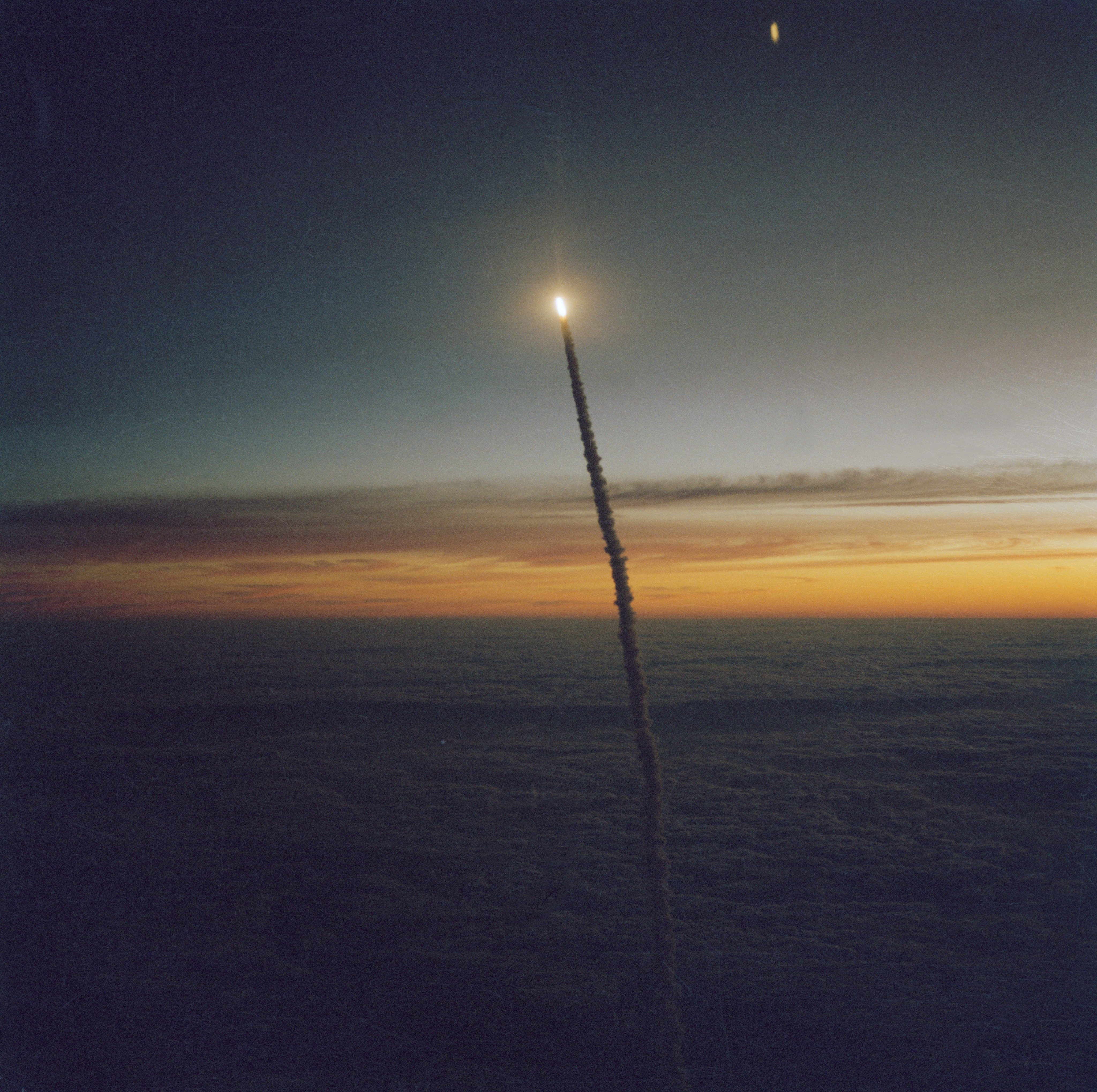 Oct. 5, 1984, Launch of History-Making STS-41G Mission | NASA