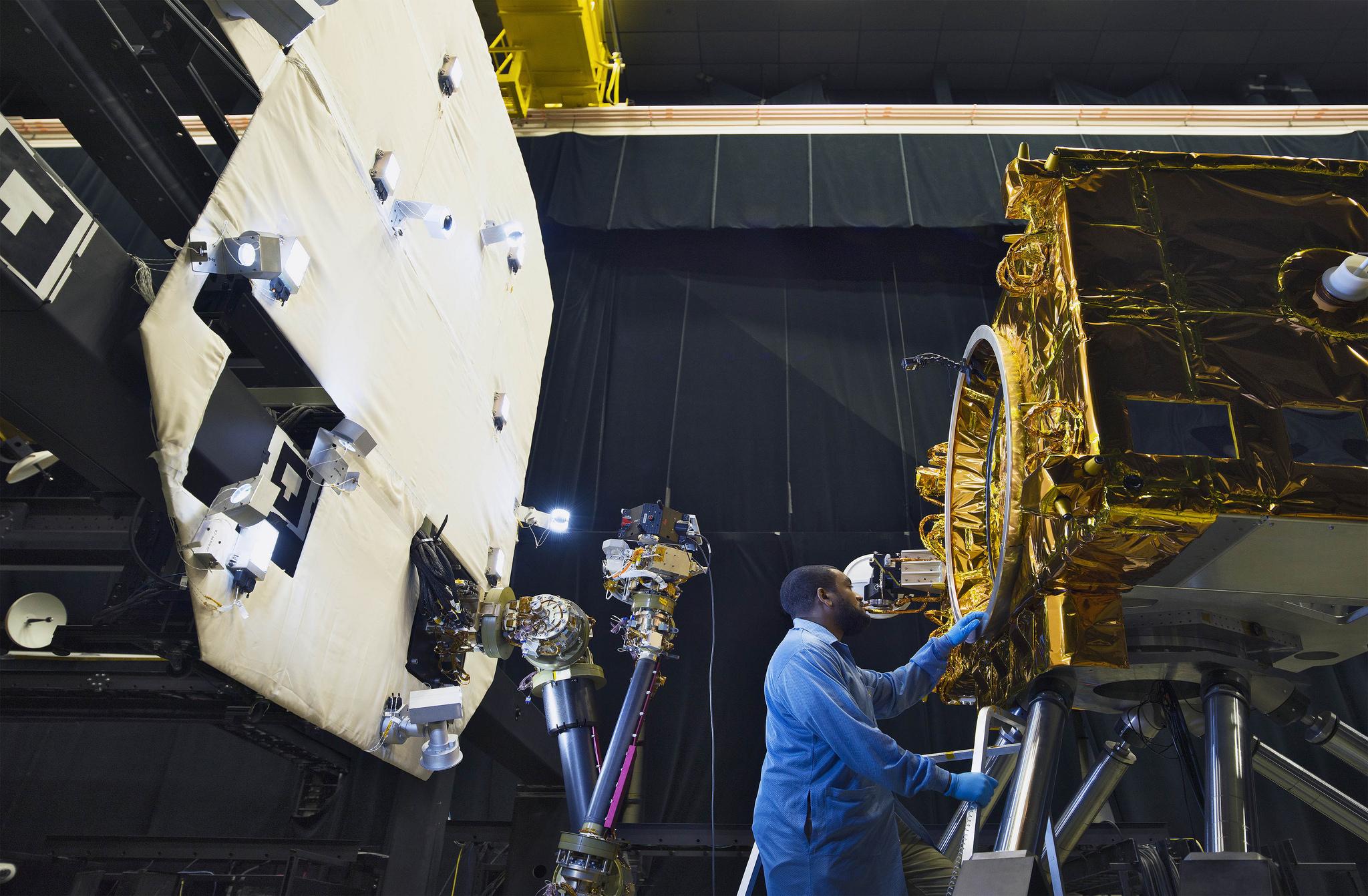 Testing Satellite Servicing Technologies