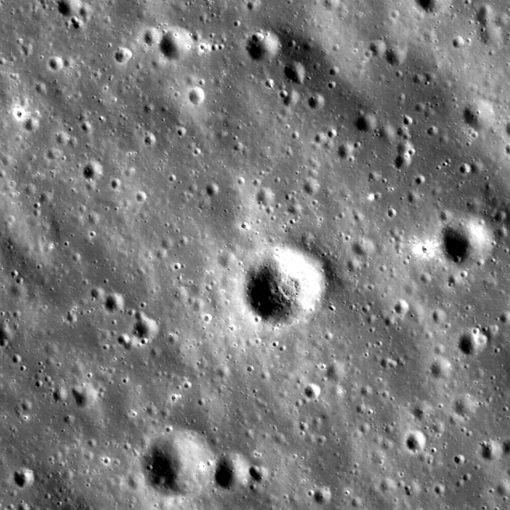 New Lunar Images Include Sites Visited, Photographed by