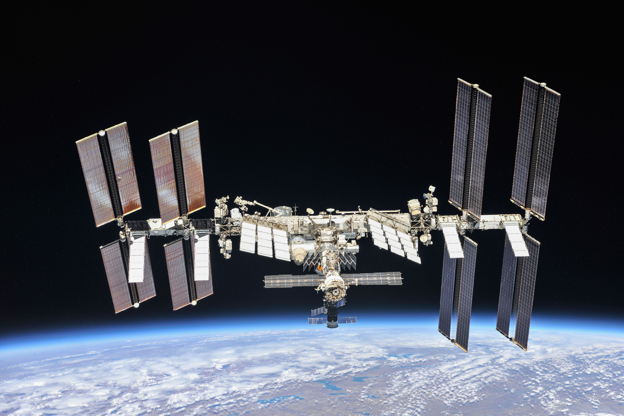 20 Years Ago, Construction Began on the International Space Station