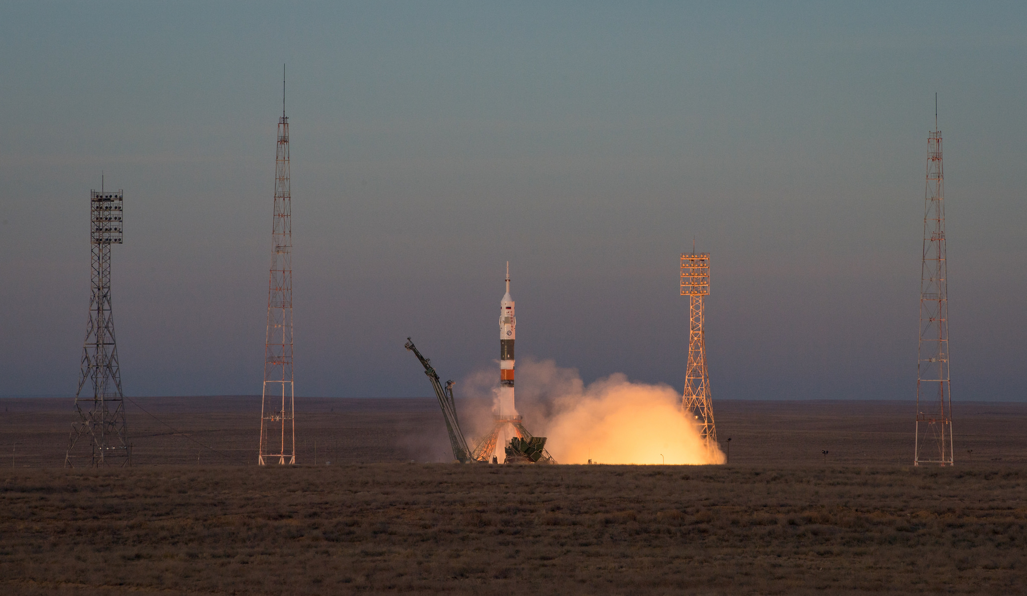 Newest Crew Launches for the International Space Station | NASA