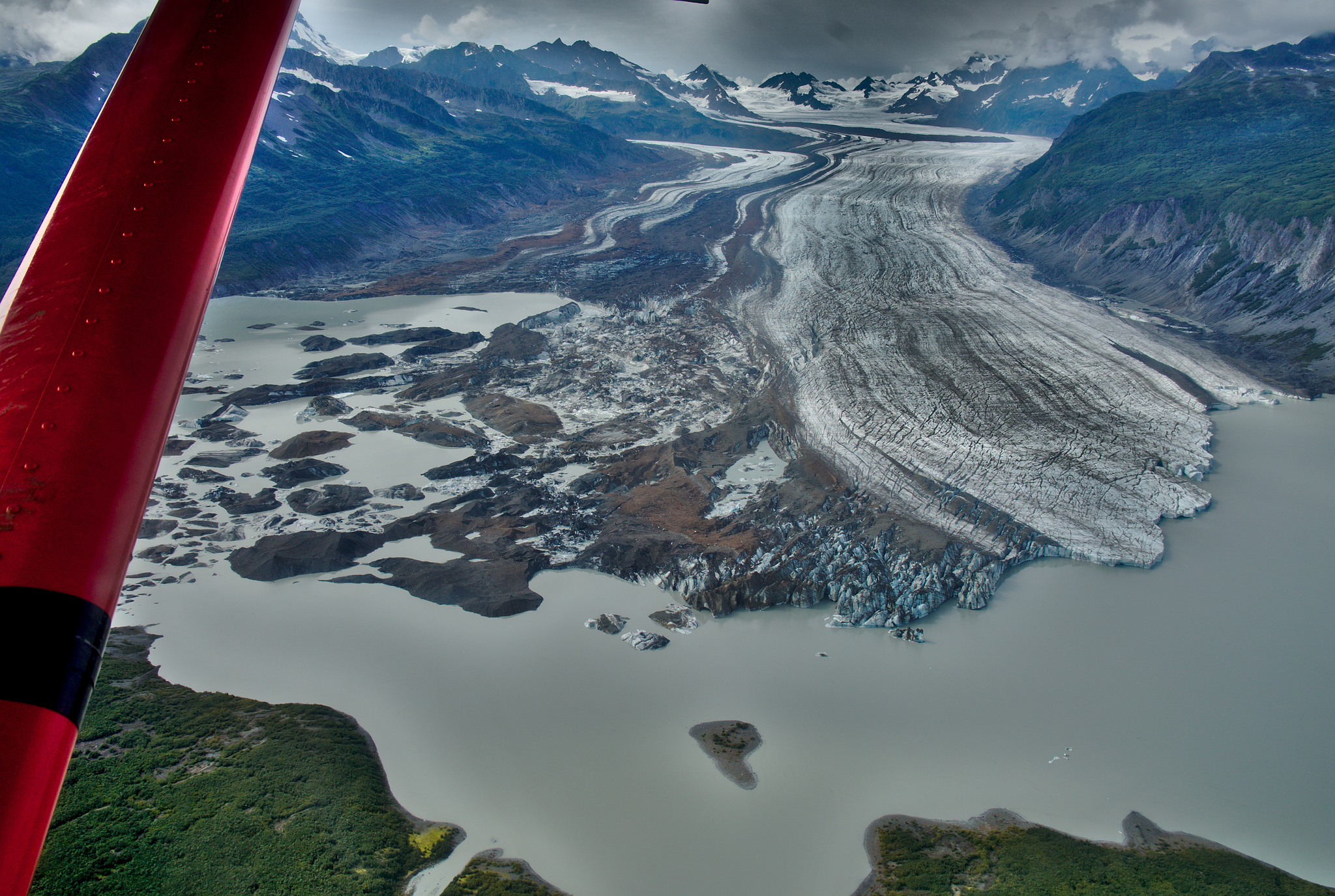 Image: Operation IceBridge: Exploring Alaska's Mountain Glaciers