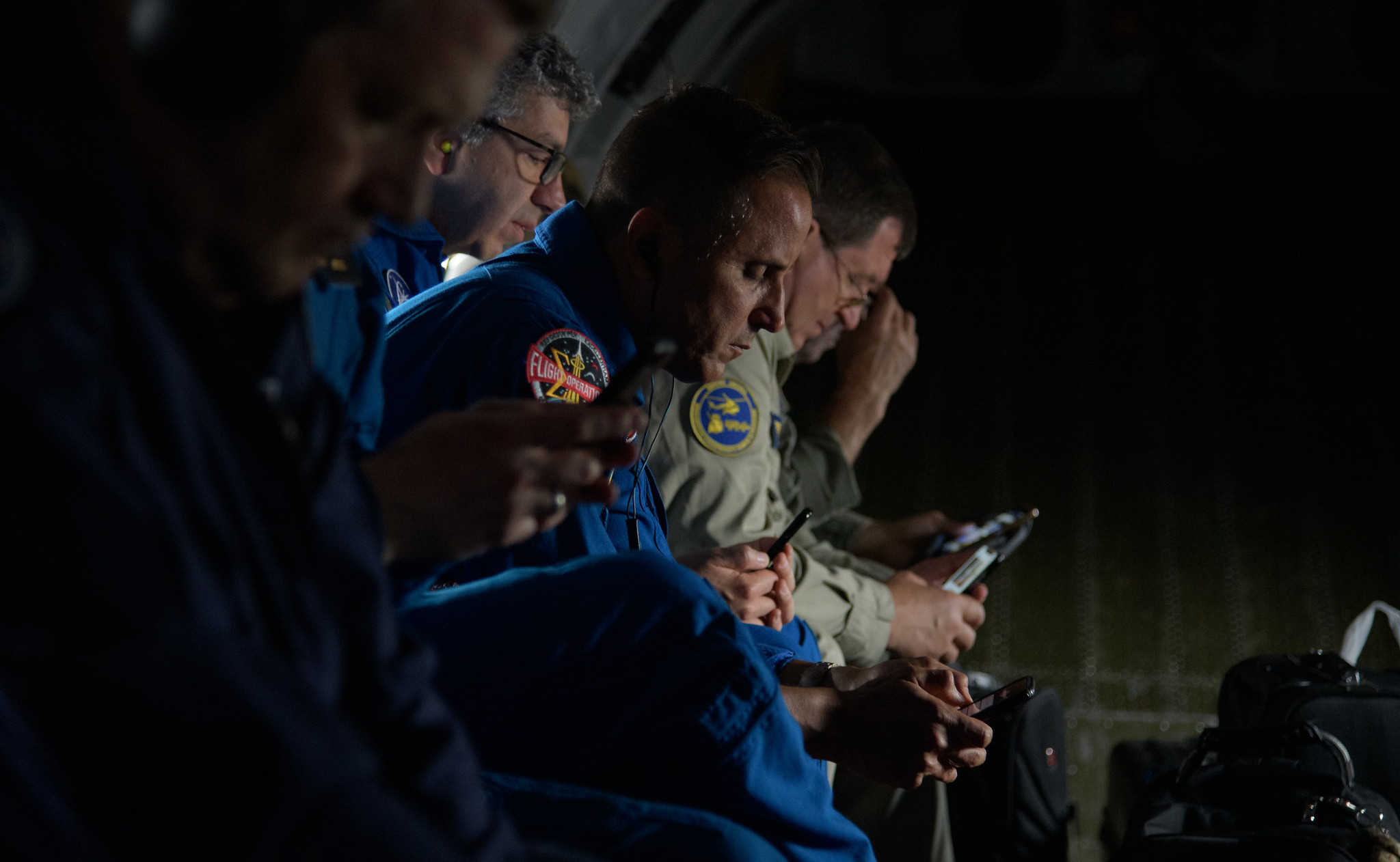 Preparing for the Expedition 59 Space Station Crew Landing