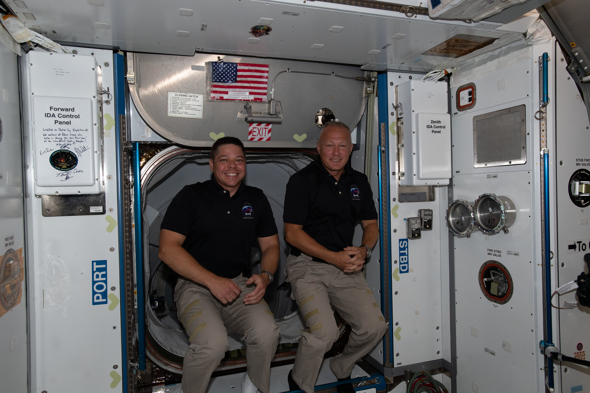 NASA to Provide Coverage of Astronauts' Return from Space Station