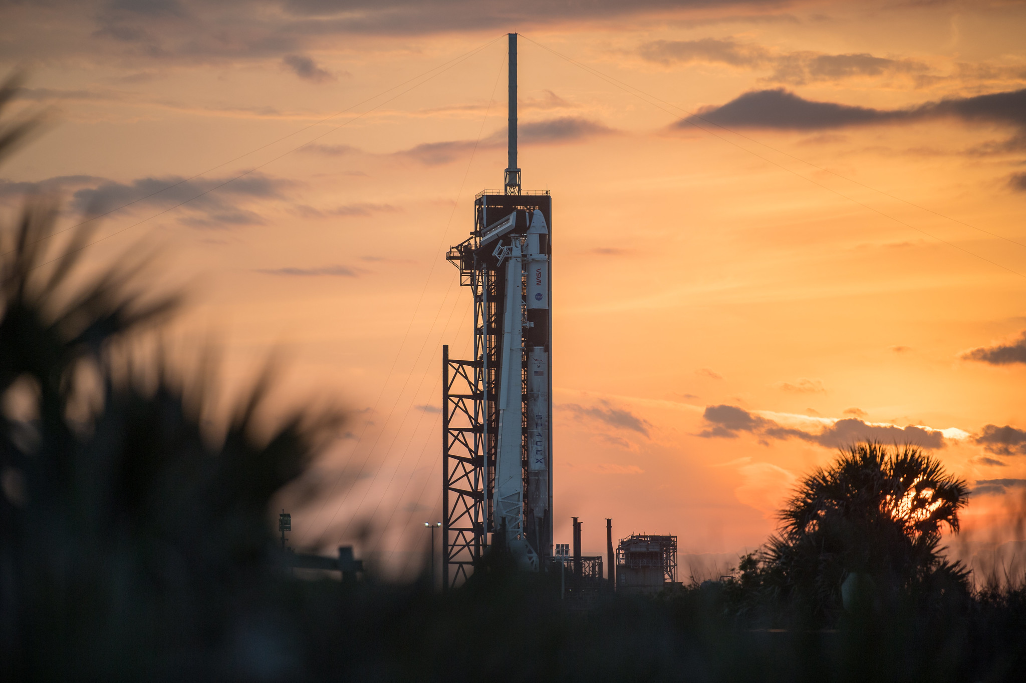 NASA Updates Launch Date, TV Coverage for Crew-2 Mission