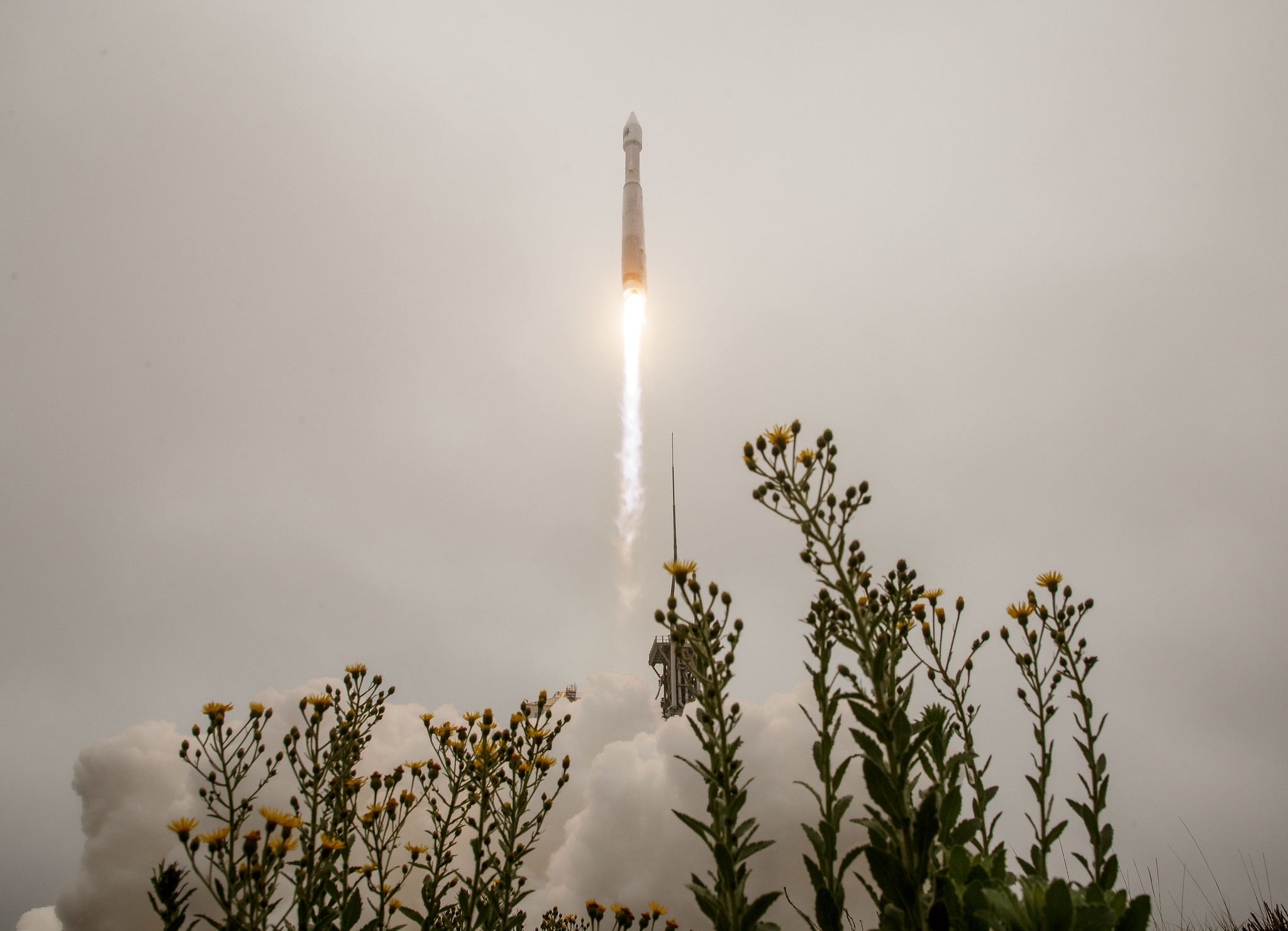 NASA Launches New Mission to Monitor Earth's Landscapes