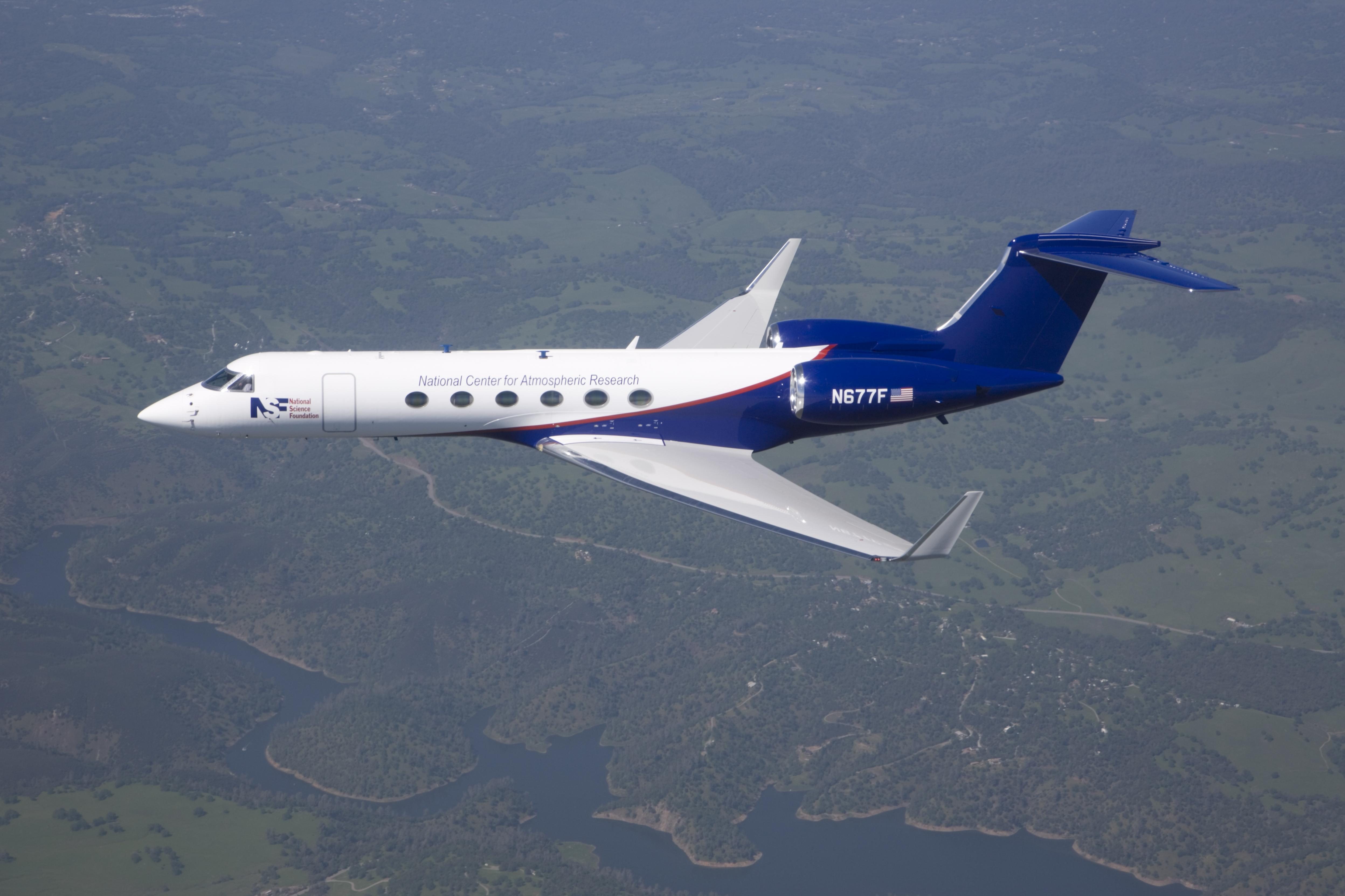 NSF/NCAR Gulfstream V Research Aircraft | NASA