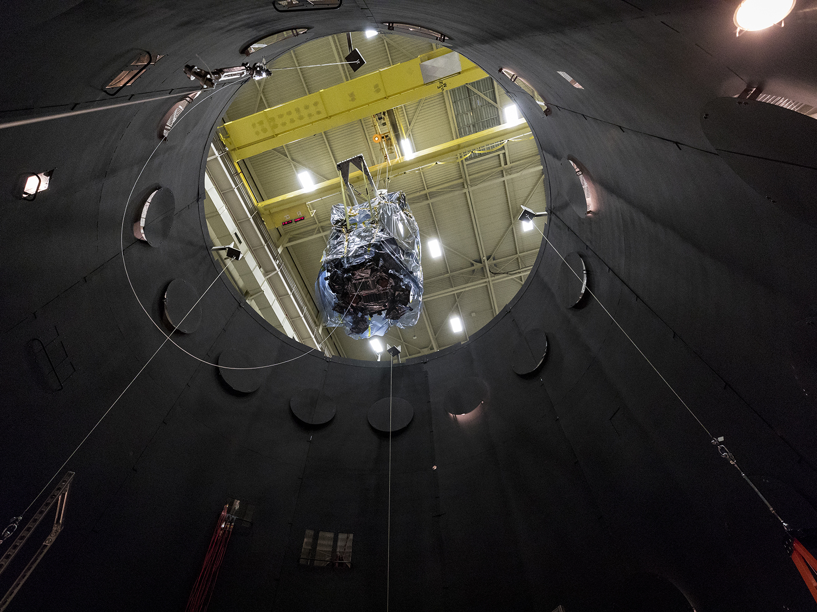 Prepping the Parker Solar Probe for Space