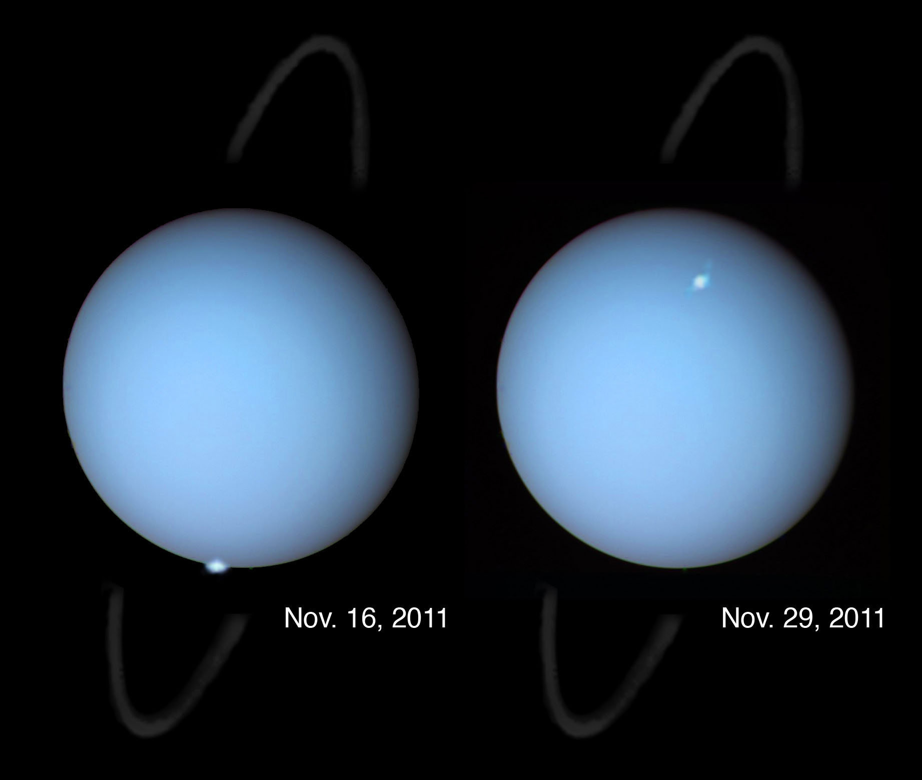 nasa photos of uranus - photo #20