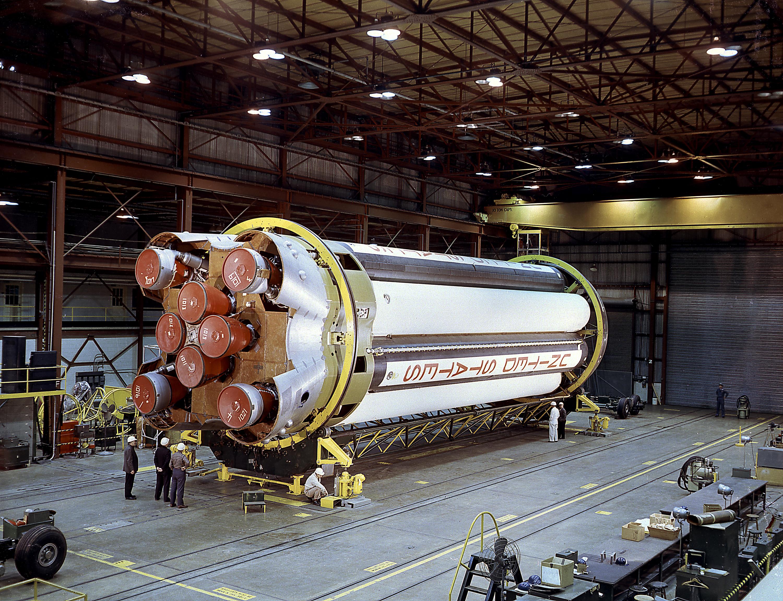 Rocket Engine Build