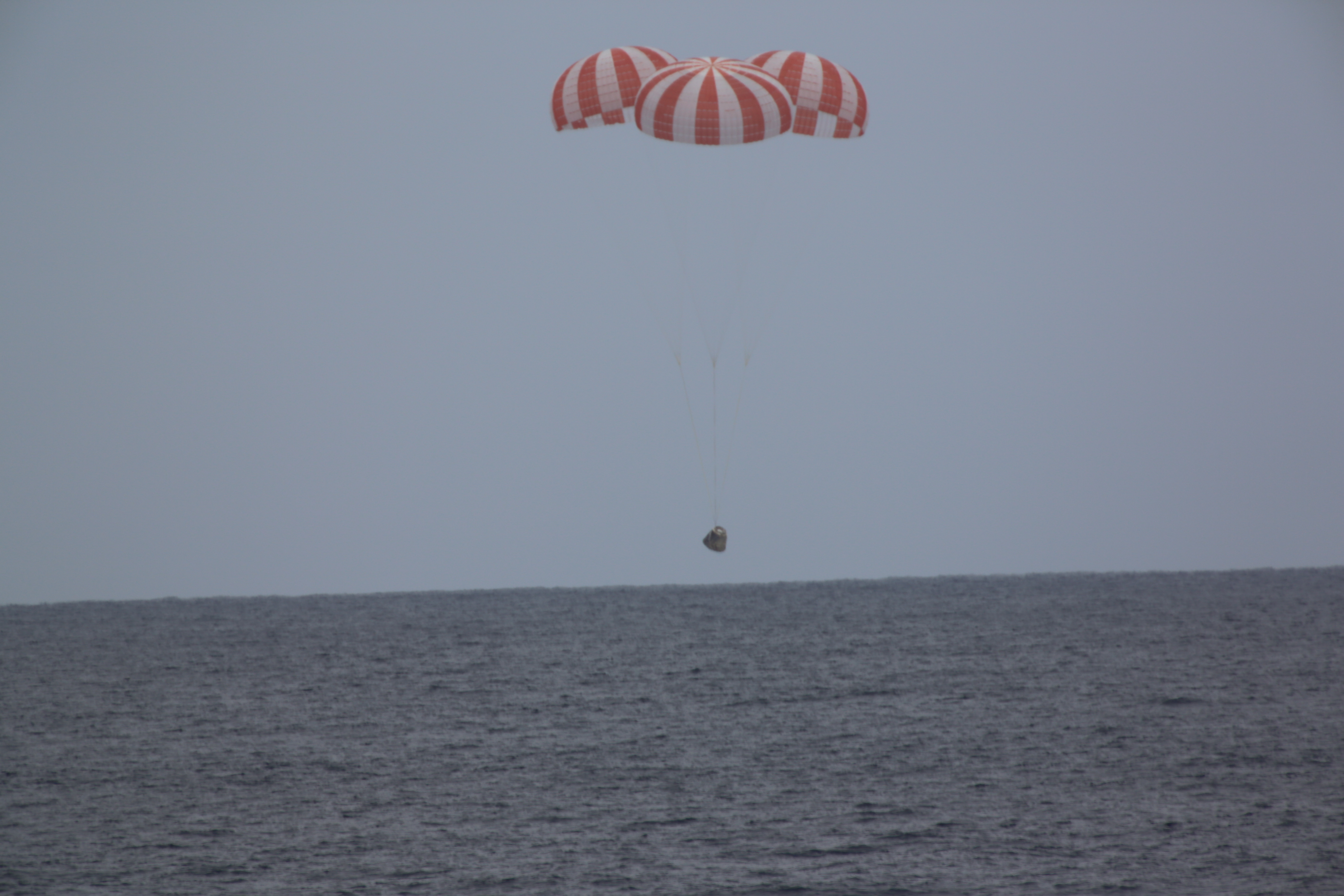 Image result for gon Capsule Returns to Earth