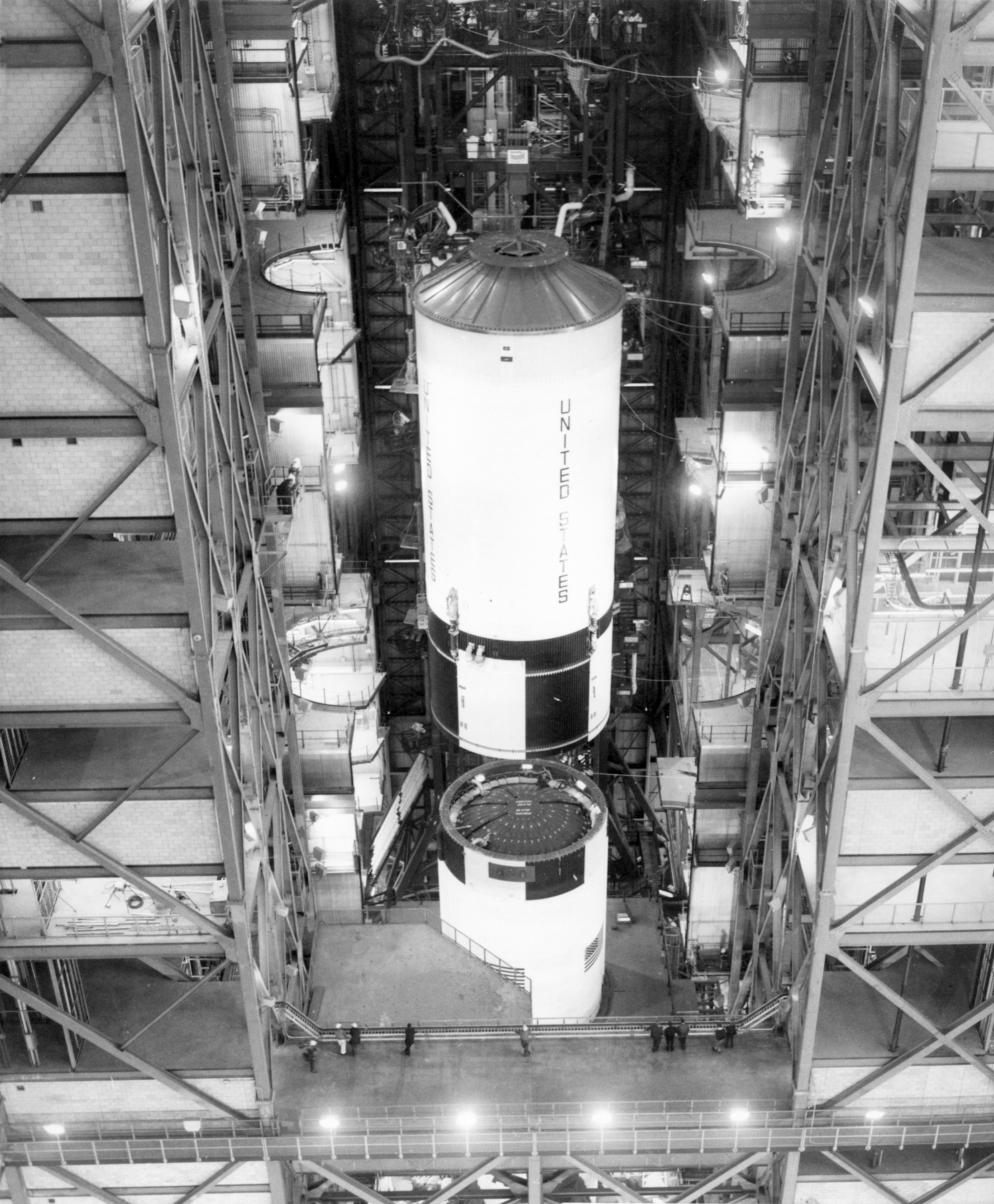 Apollo 11 Launches, En Route to First Moon Landing -- July ...
