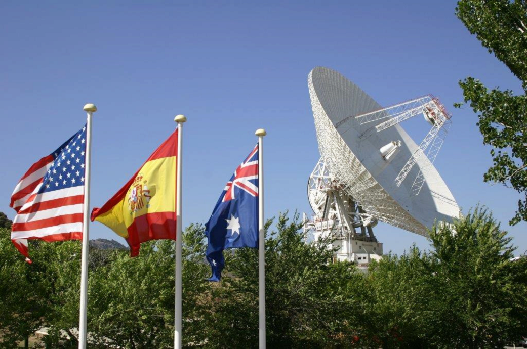 Celebrating ten years of nasa 39 s consolidated space - Space madrid ...