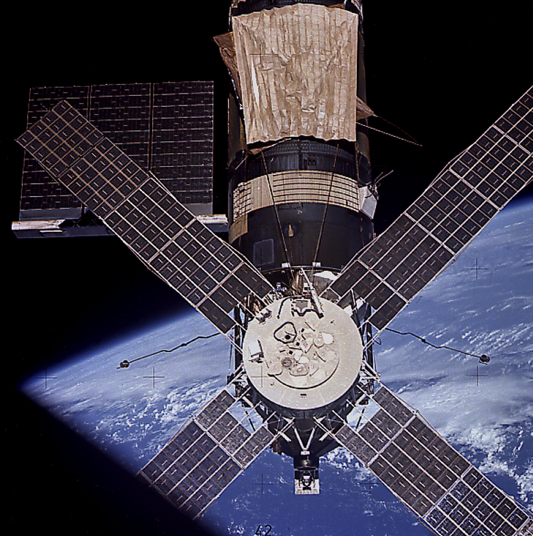 skylab space station crash - photo #27