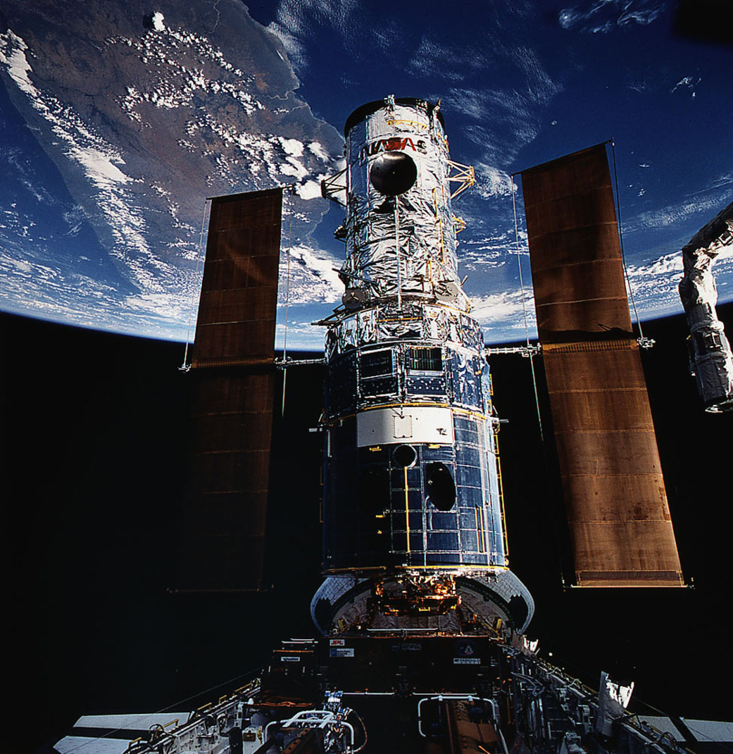 First Hubble-servicing Mission Launches -- Dec. 2, 1993   NASA