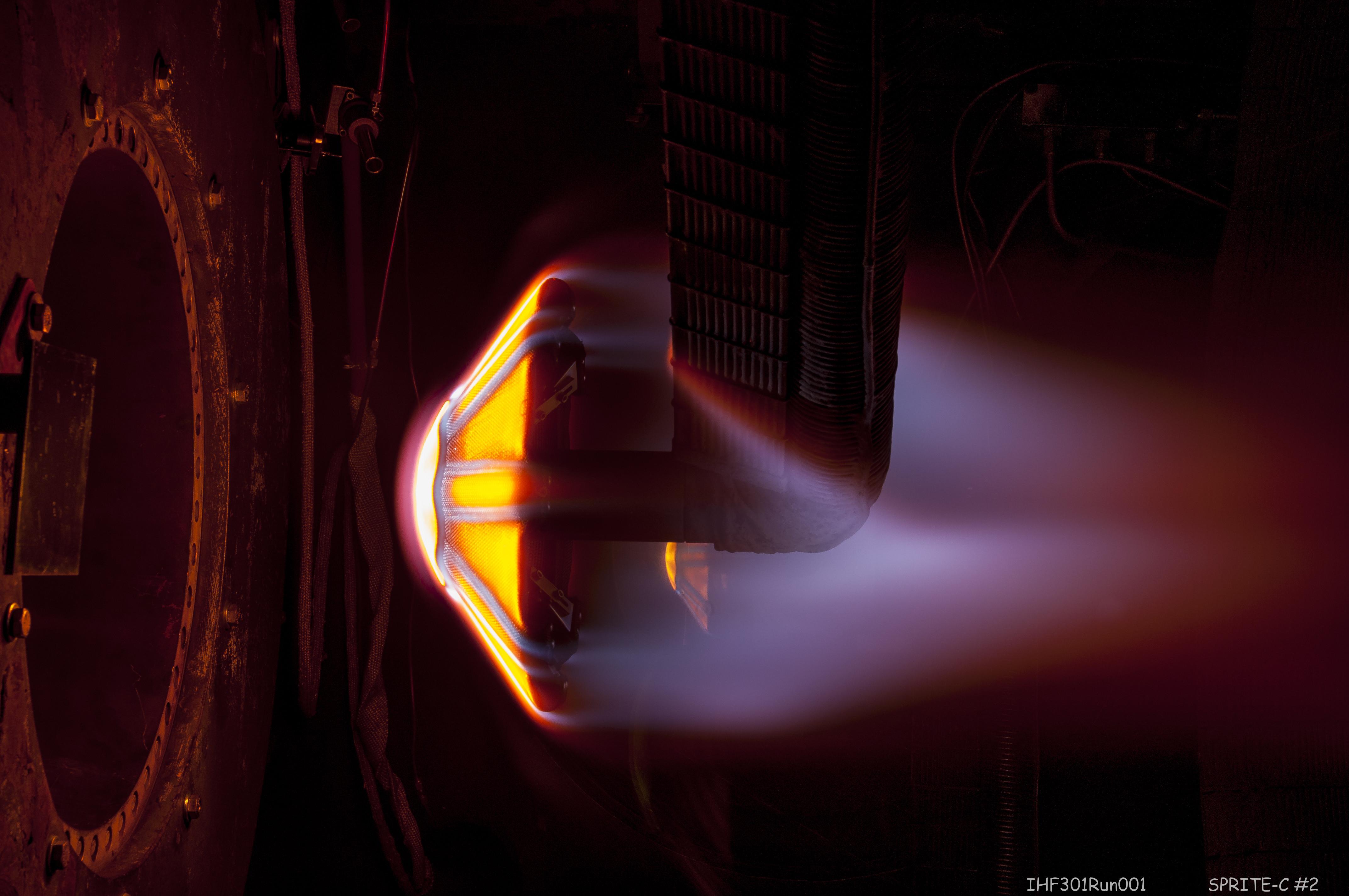 Successful Heat Shield Testing for Future Mars Exploration ...