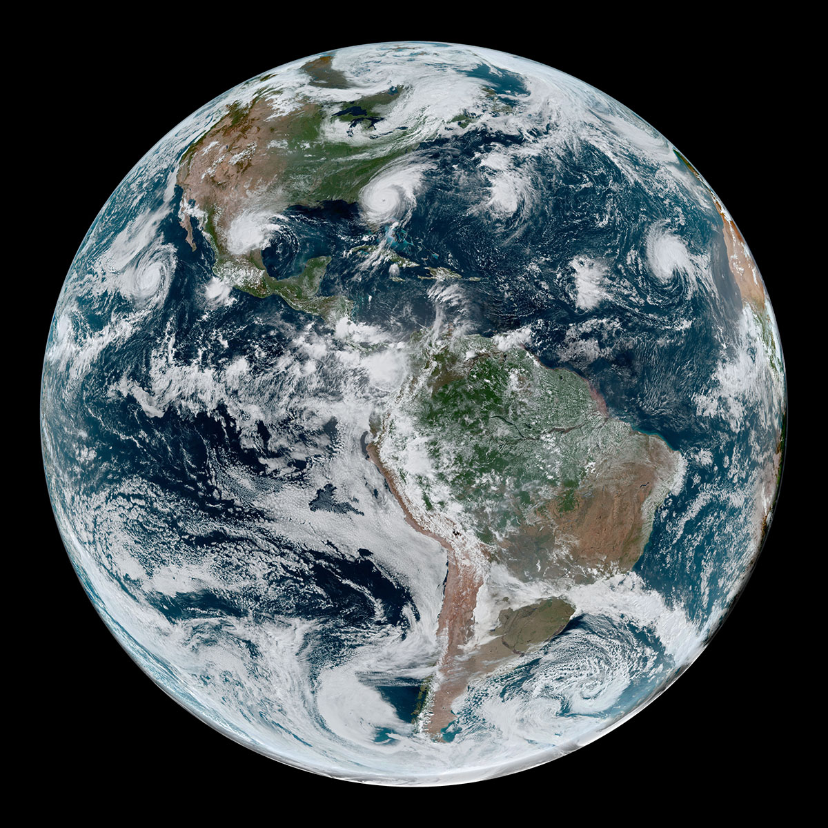 Amazing Earth: Satellite Images from 2019 | NASA