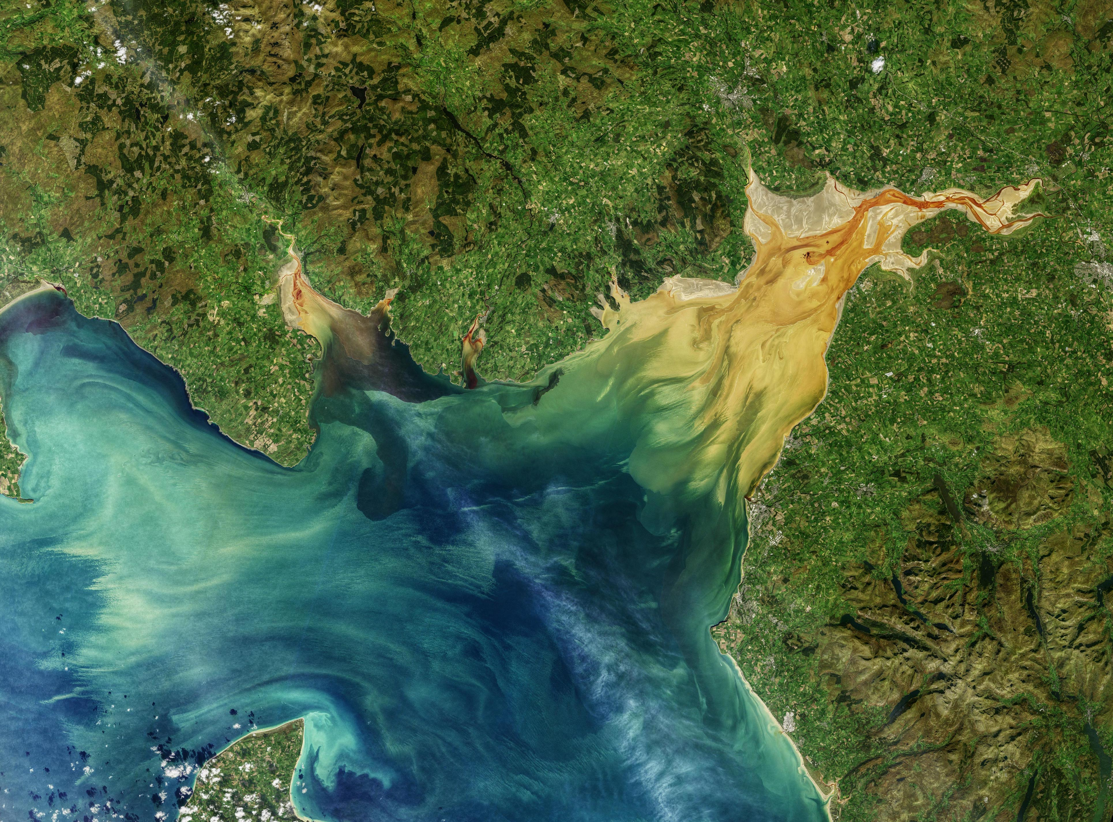 Amazing Earth Satellite Images From 2019 Nasa
