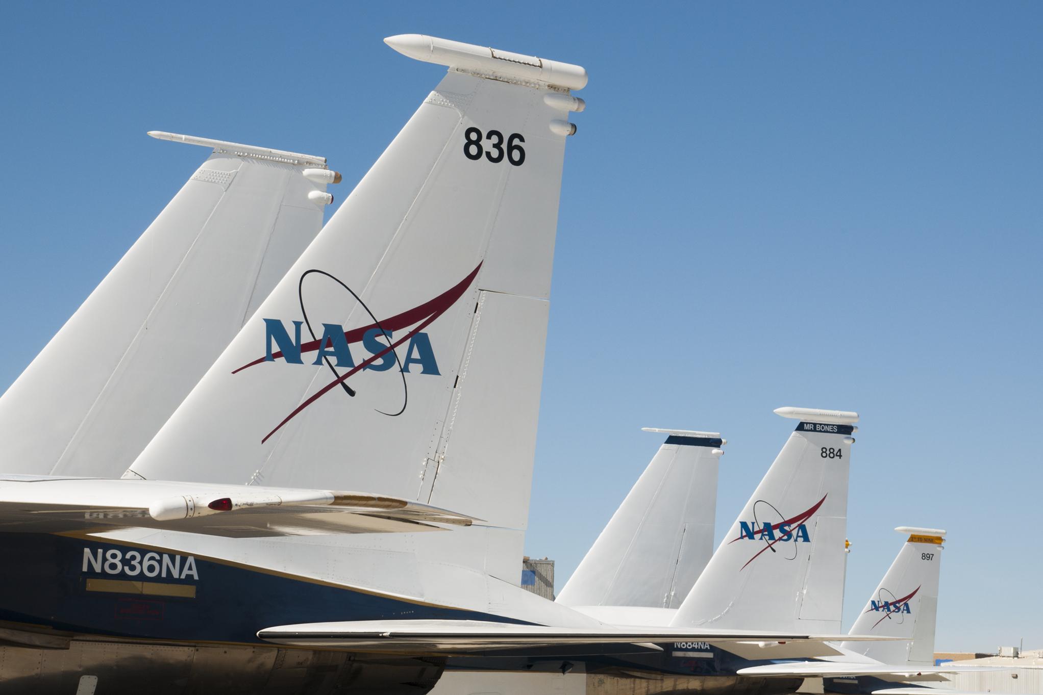 nasa aircraft inventory - HD2044×1363