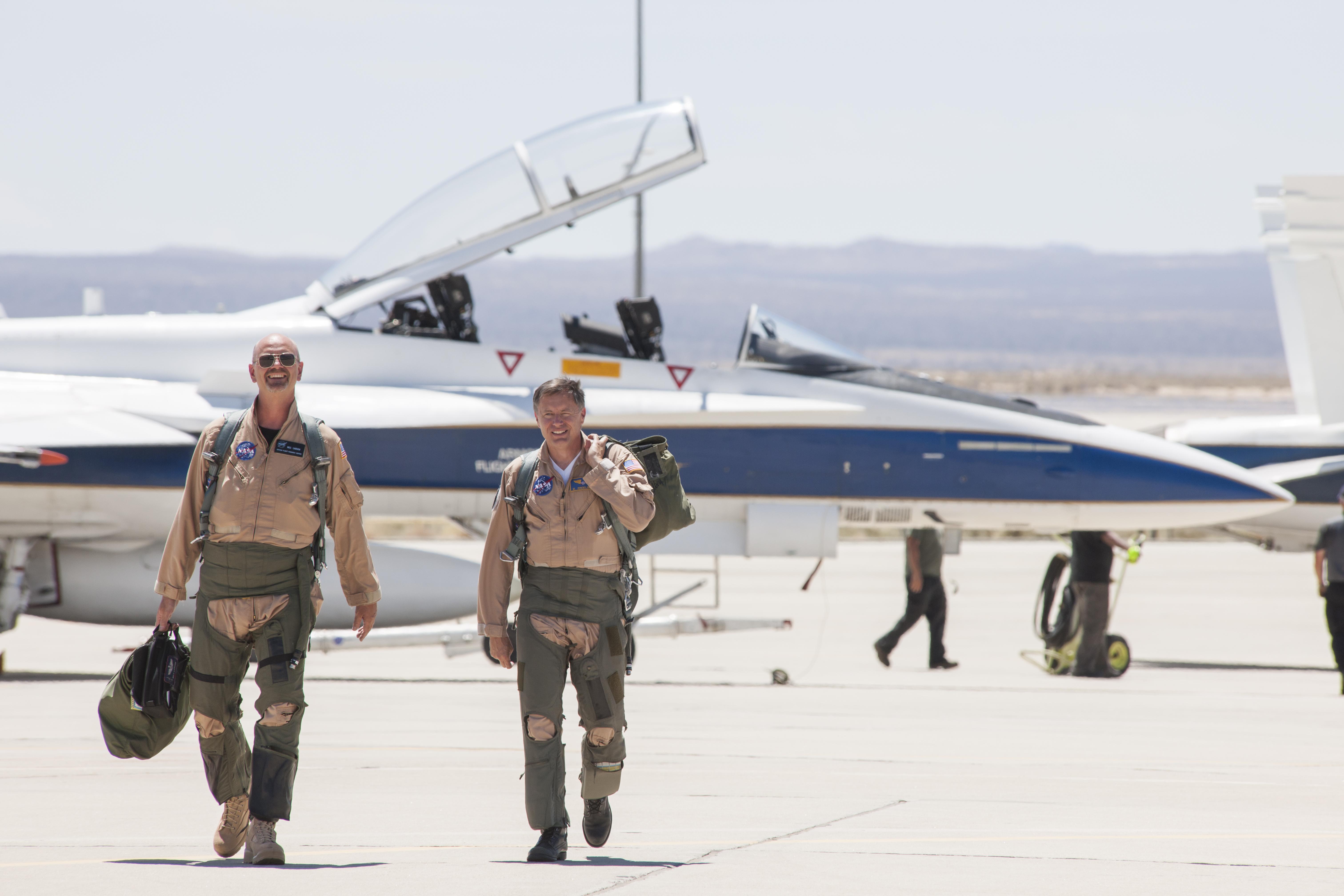 nasa f 18 pilot - photo #36