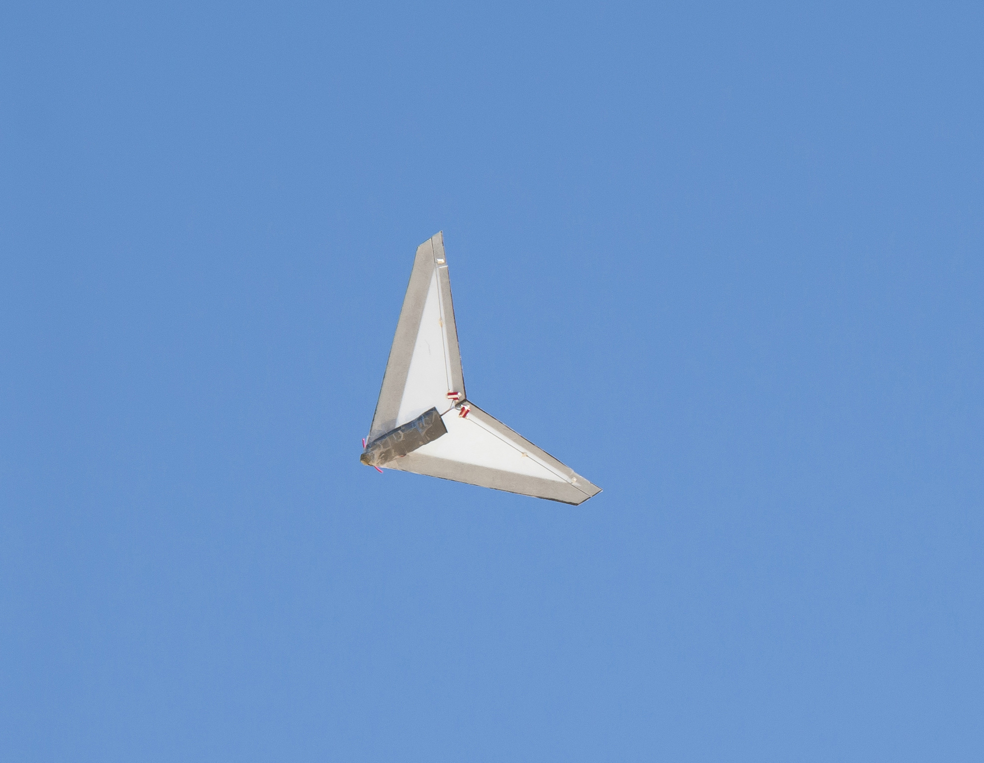 Climate · Prandtl M, Flies During A Test Flight.