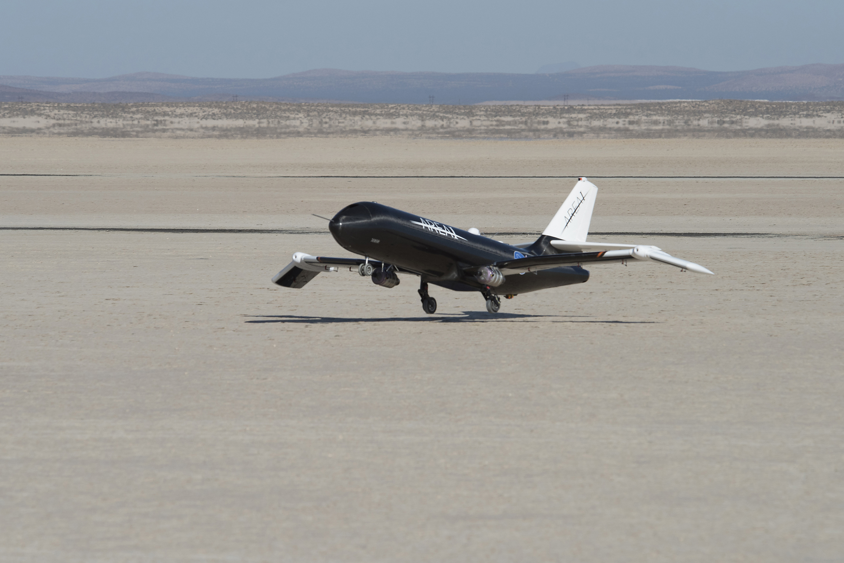 NASA Tests New Alloy to Fold Wings in Flight | NASA