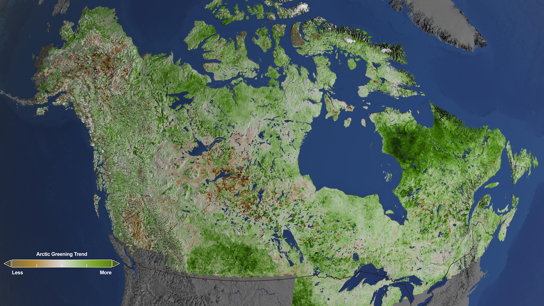 Mapping the World  NASA